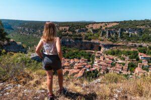 Orbaneja del Castillo, el pueblo más bonito de Burgos