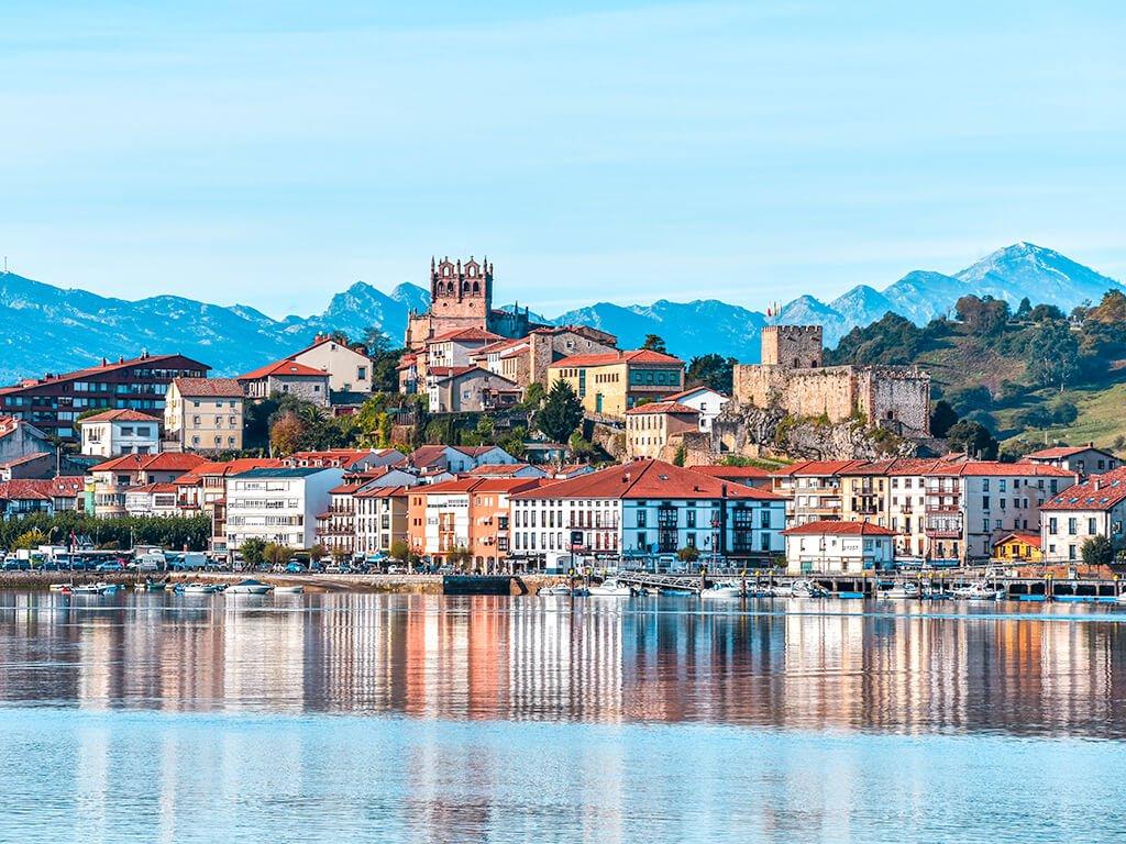 Pueblos más bonitos de Cantabria, San Vicente de la Barquera