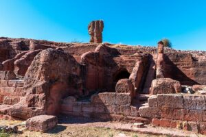 Yacimiento arqueológico de Tiermes