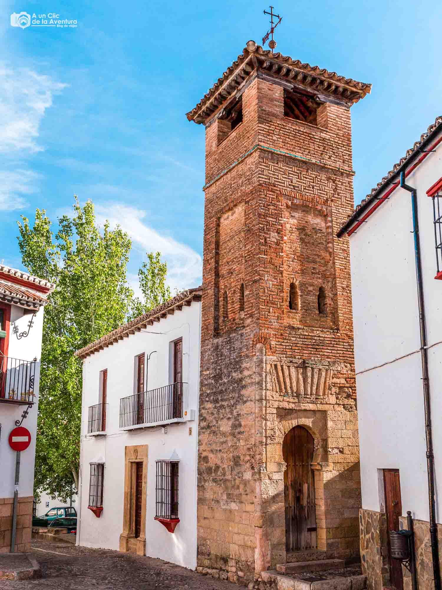 Alminar de San Sebastián de Ronda