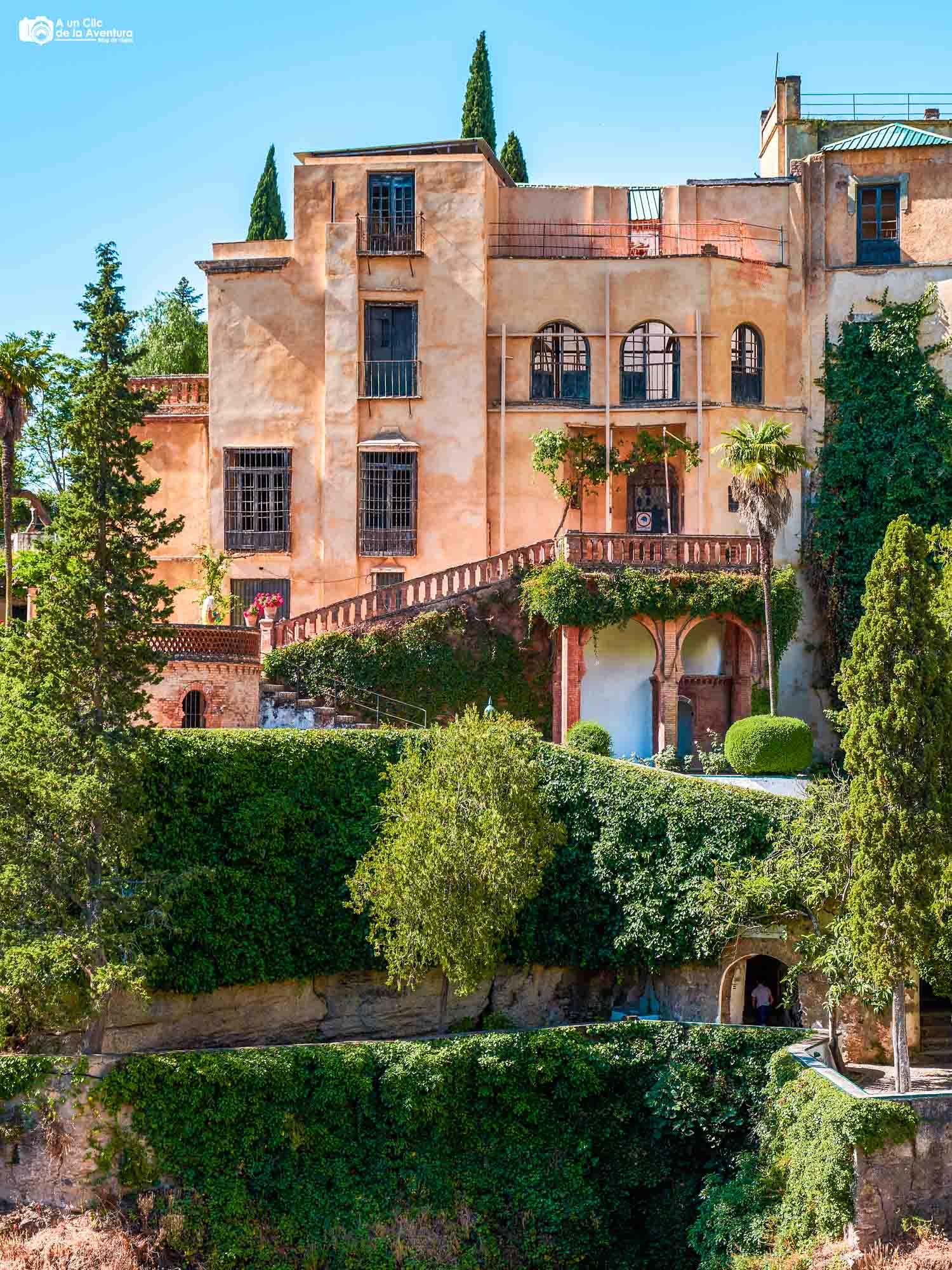 Casa del Rey Moro de Ronda