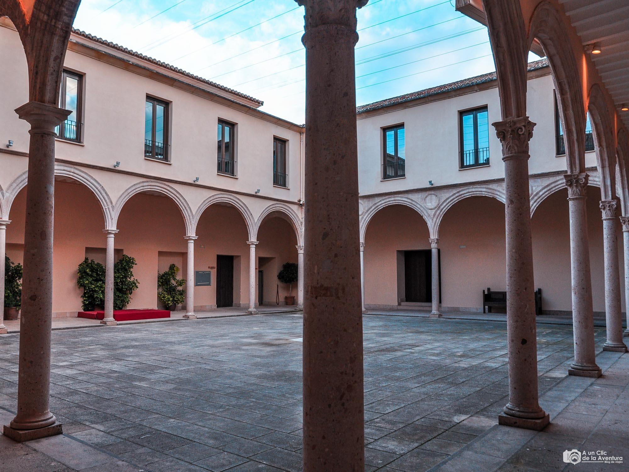 Claustro del Convento de Santo Domingo de Ronda