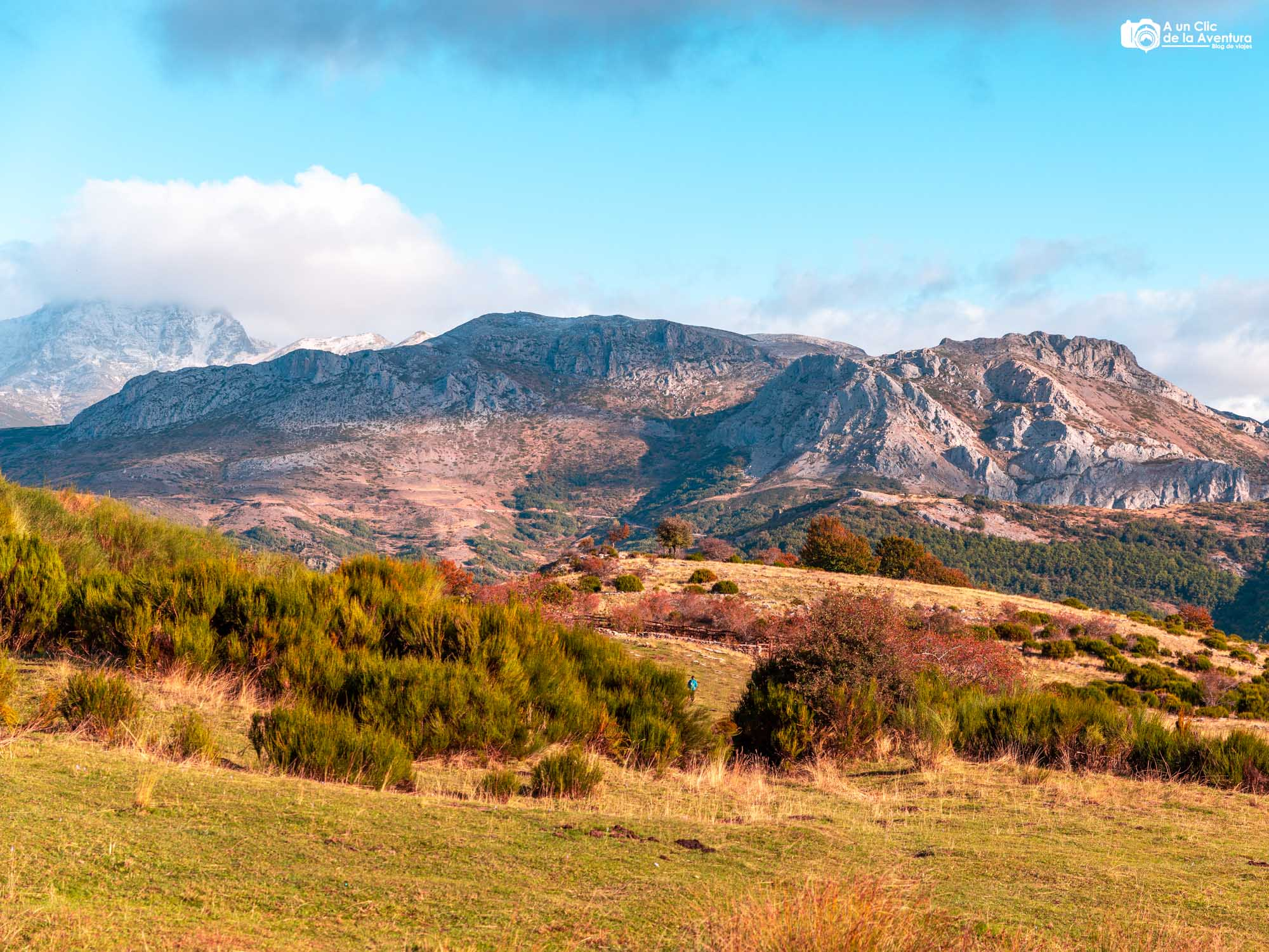 Cumbres de la Montaña Palentina