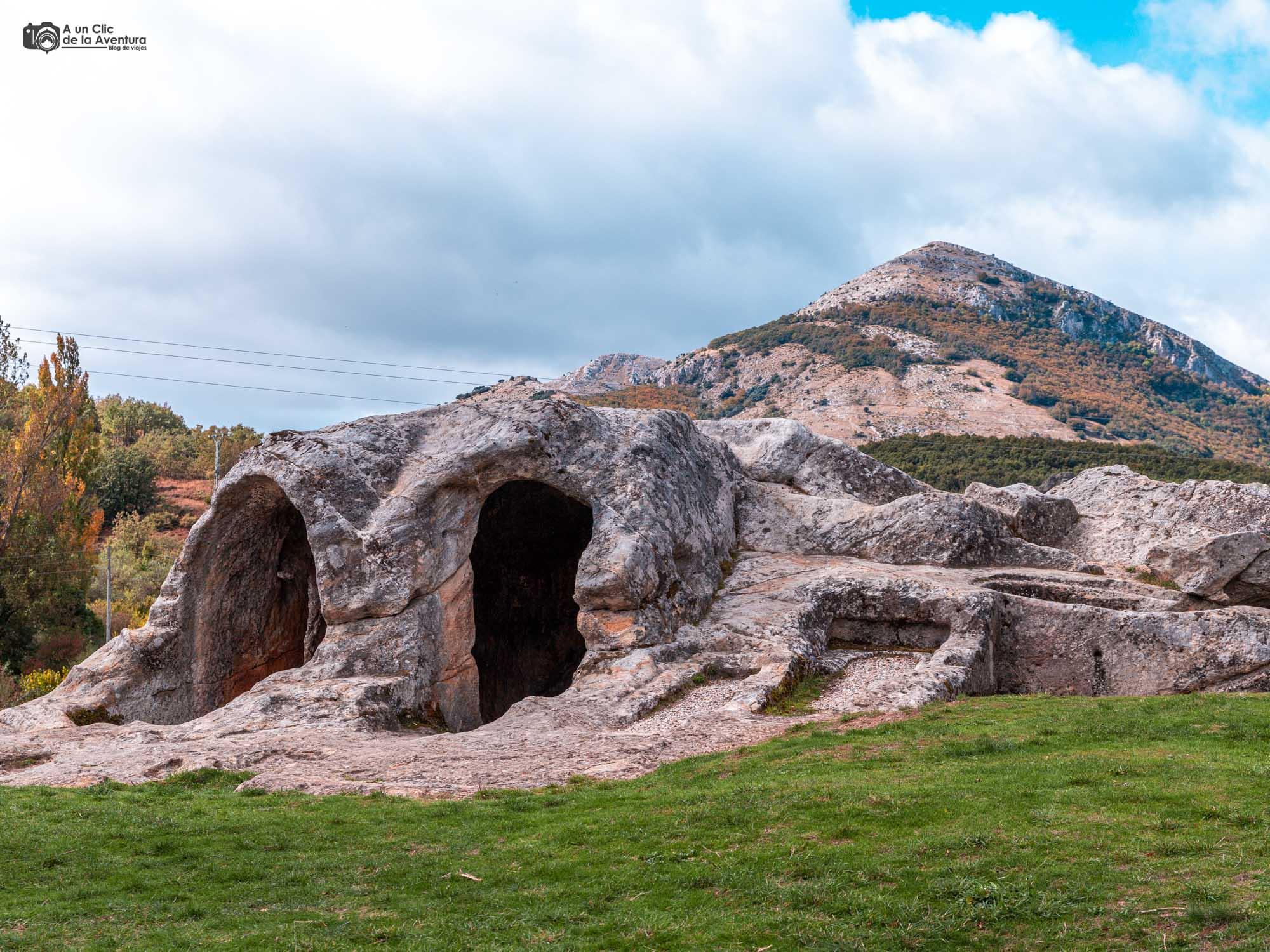 Eremitorio rupestre de San Vicente, Cervera de Pisuerga
