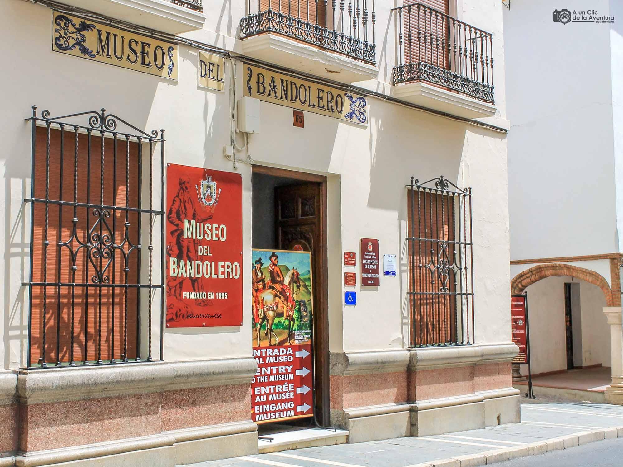 Museo del Bandolero en Ronda
