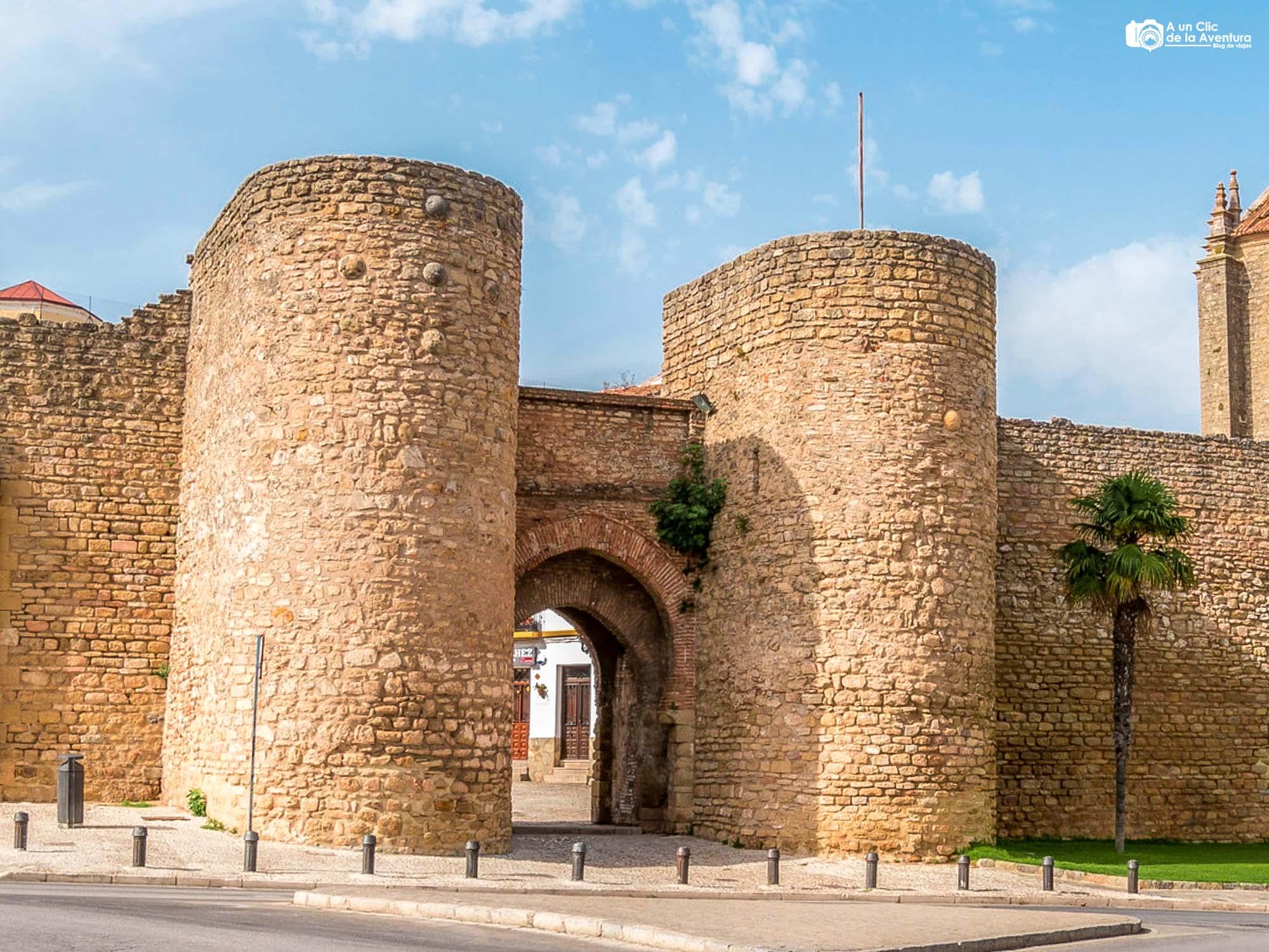 Puerta de Almocábar de Ronda