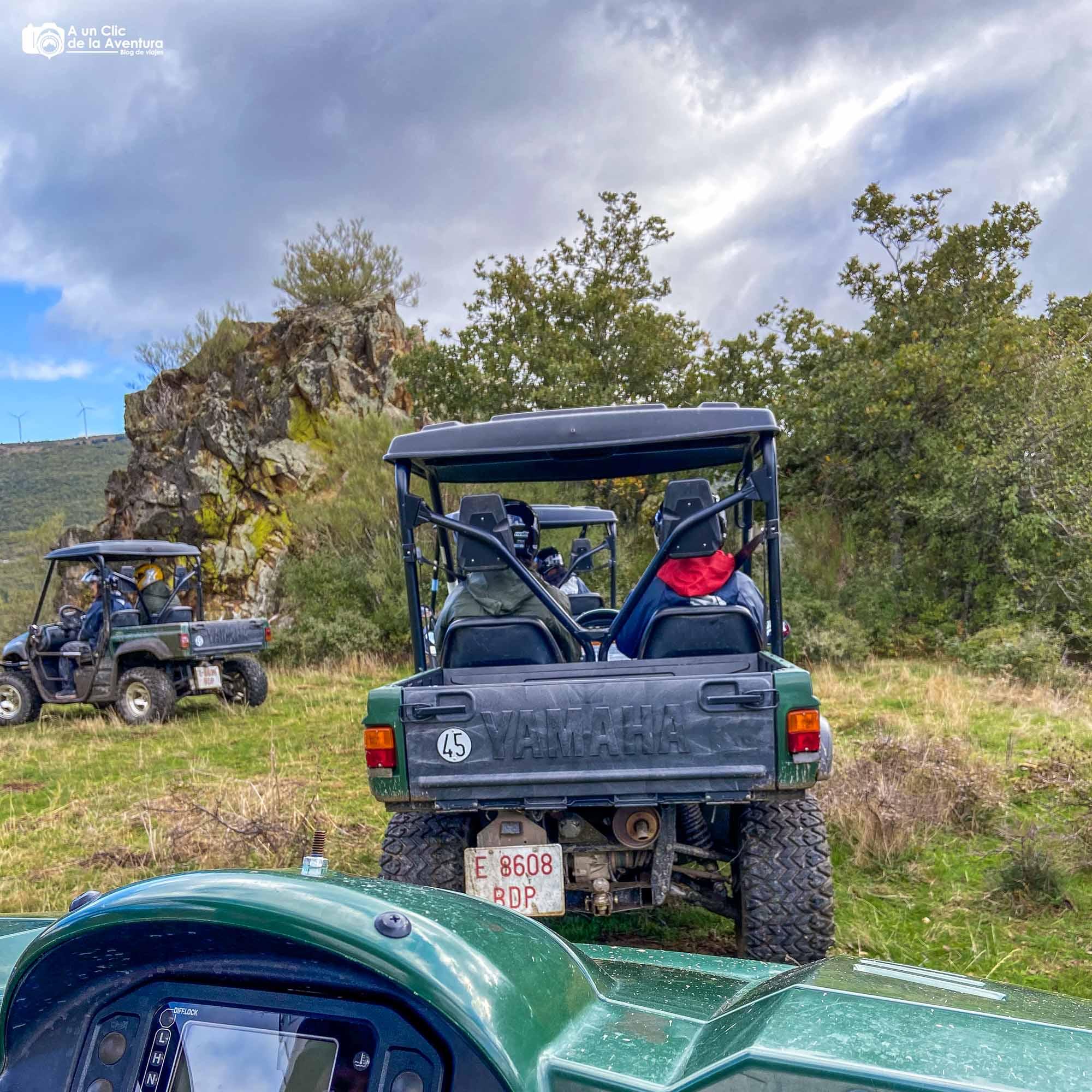 Ruta en Buggies por Barruelo de Santullán - Montaña Palentina