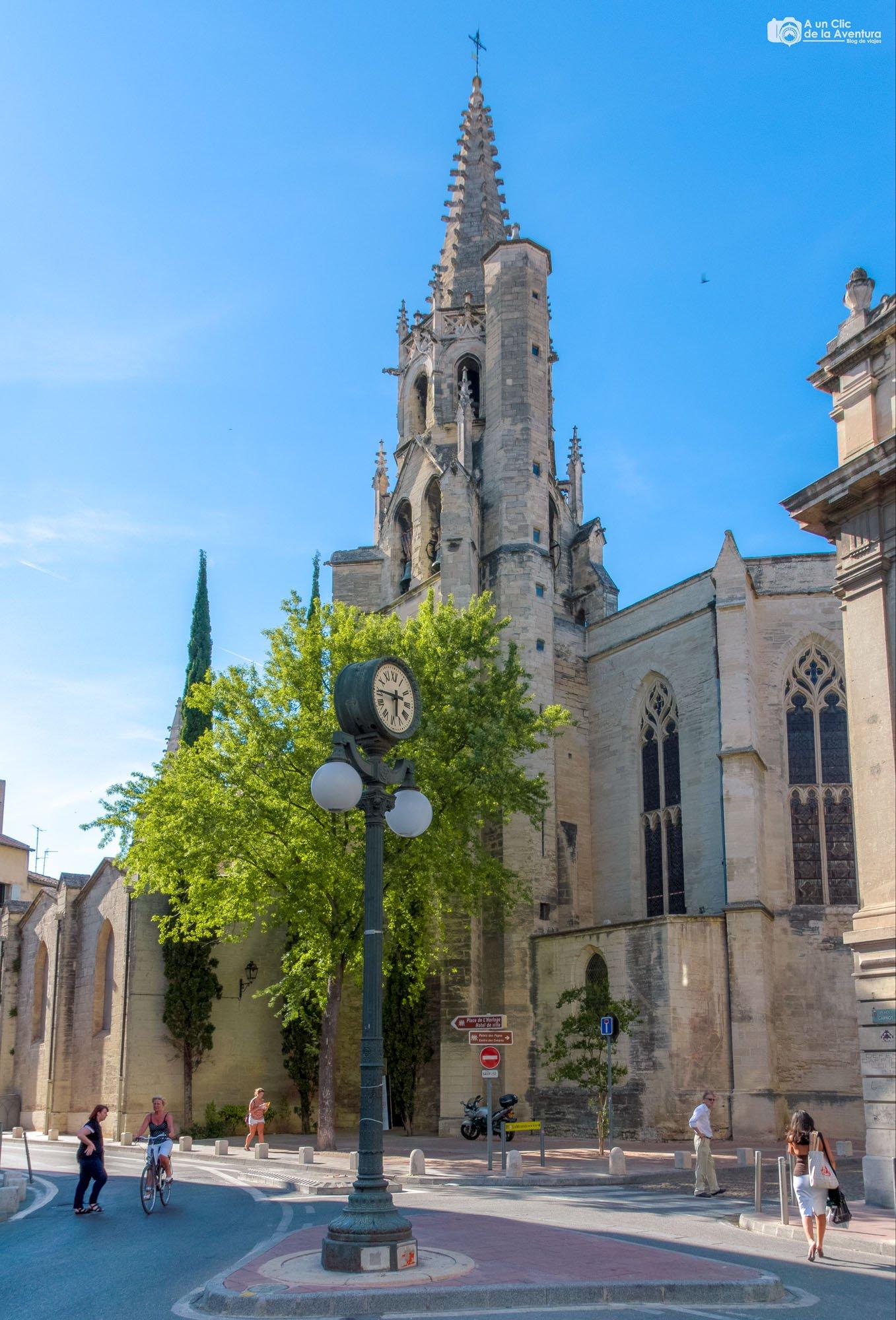 Basilica de San Pedro o Basilique Saint-Pierre de Avignon