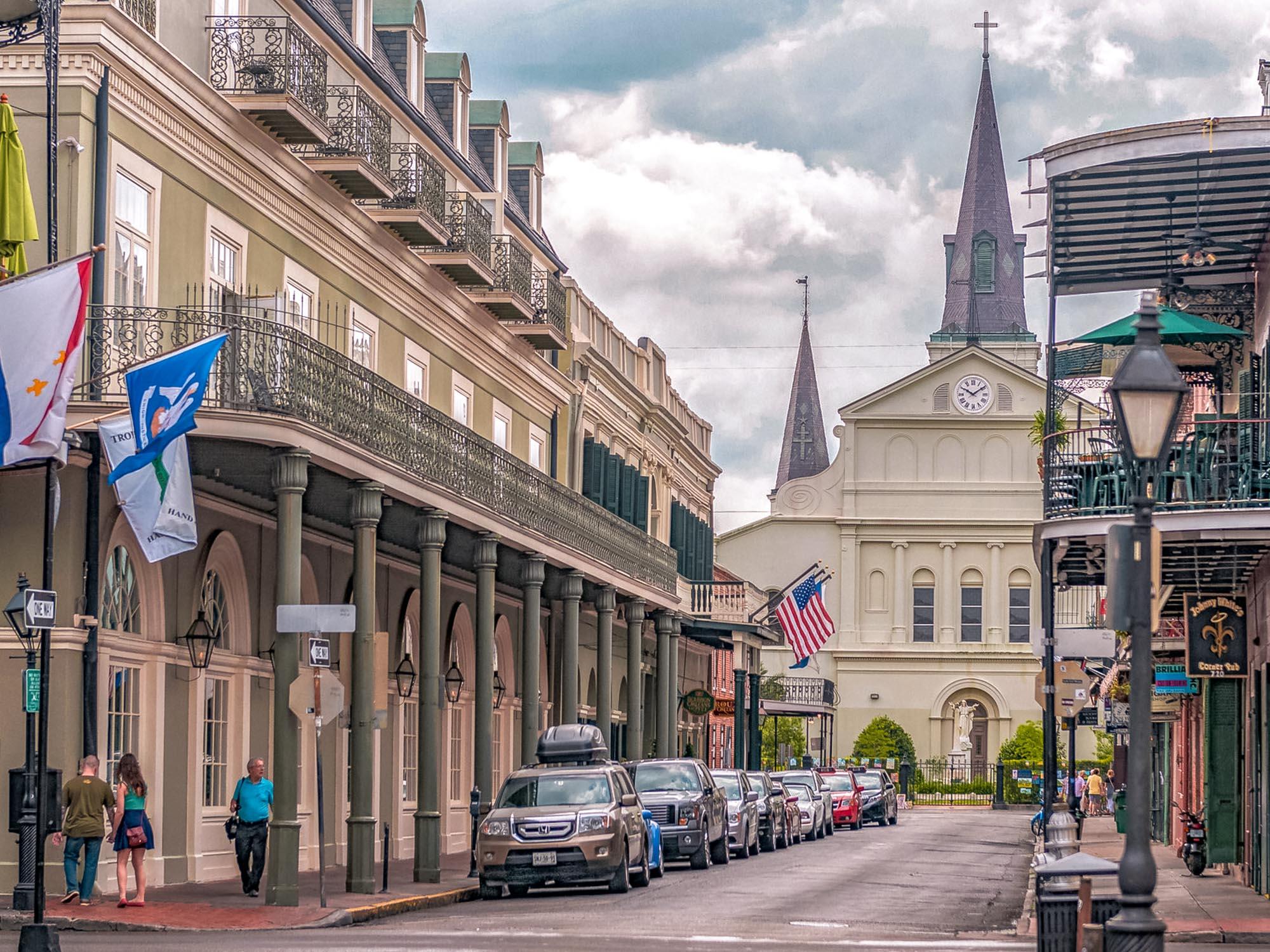 French Quarter, Nueva Orleans