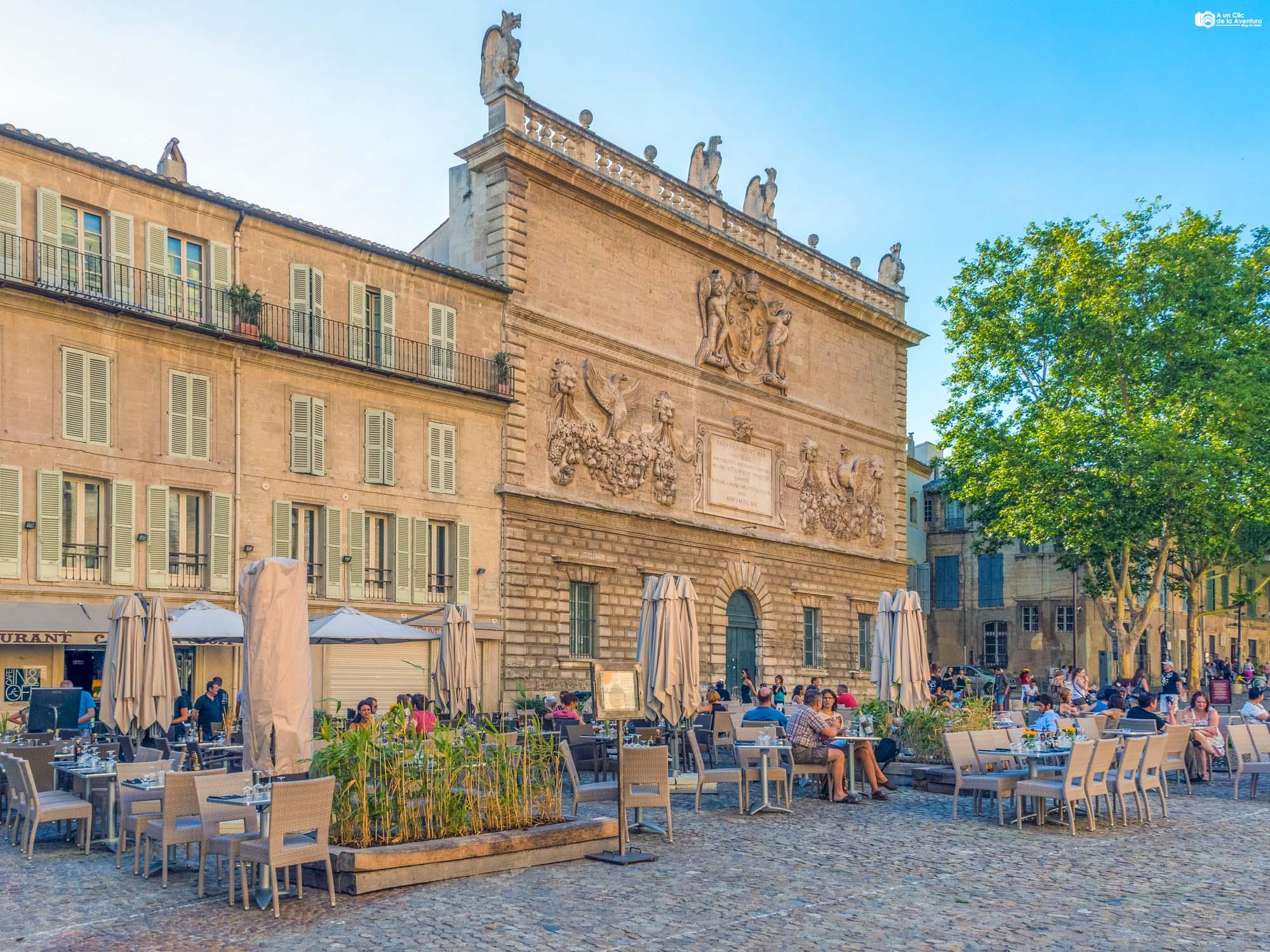 Hotel des Monnaies de Avignon
