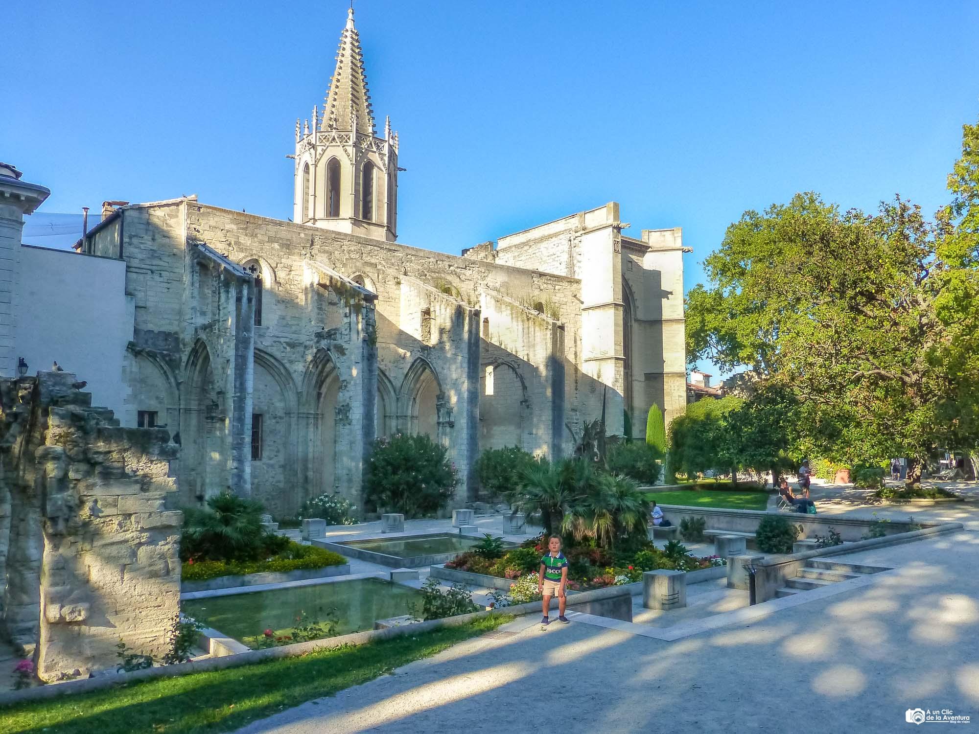 Iglesia de Saint Martial de Avignon