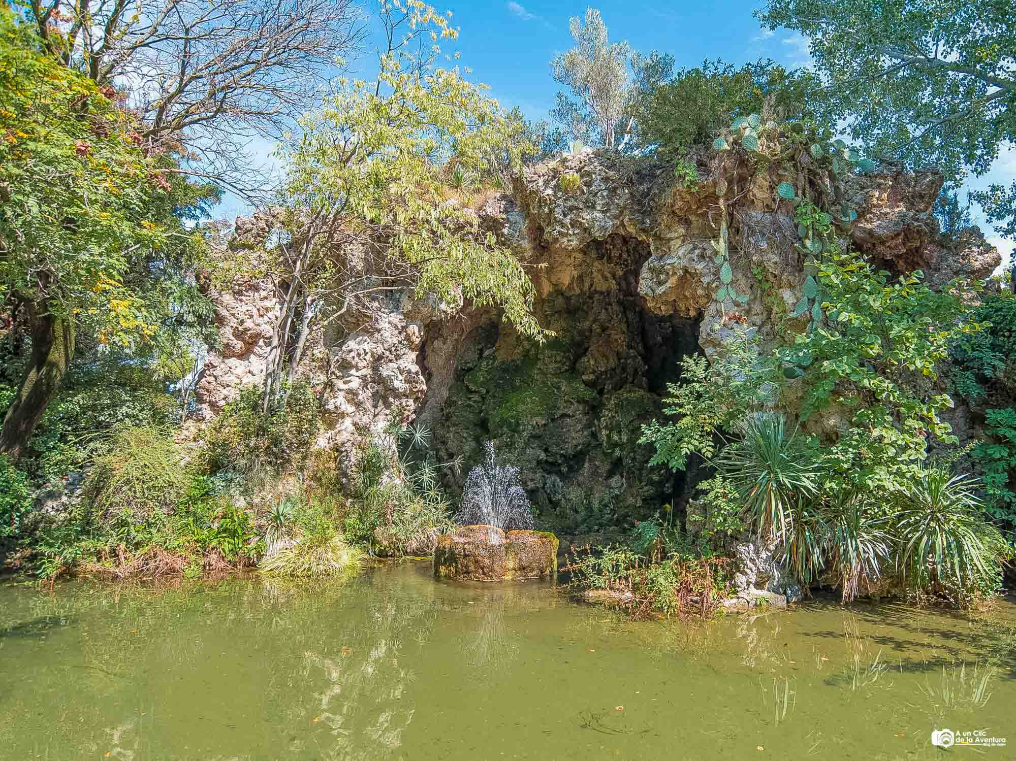 Jardins des Doms en Avignon