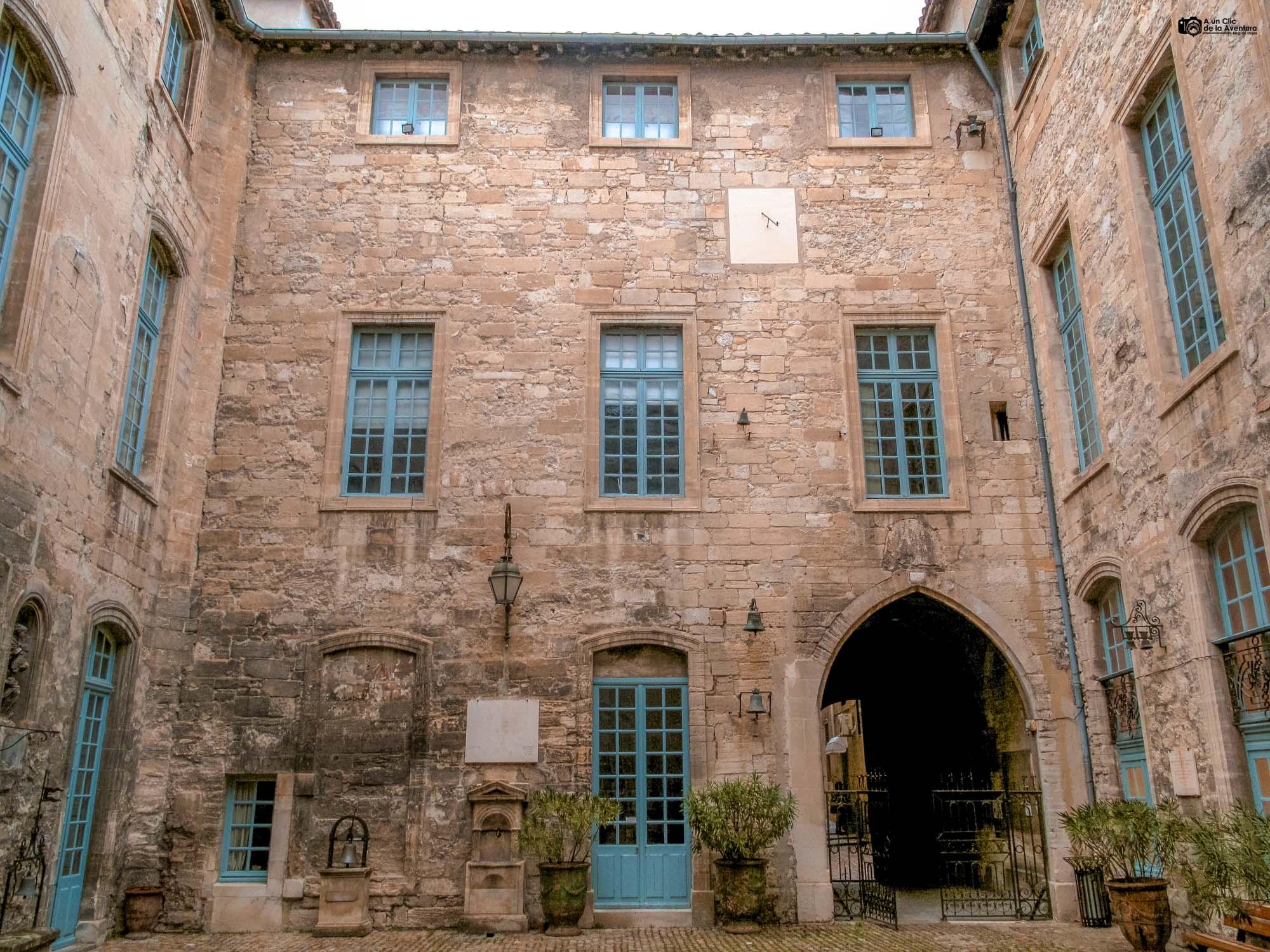Palacio del Roure en Avignon