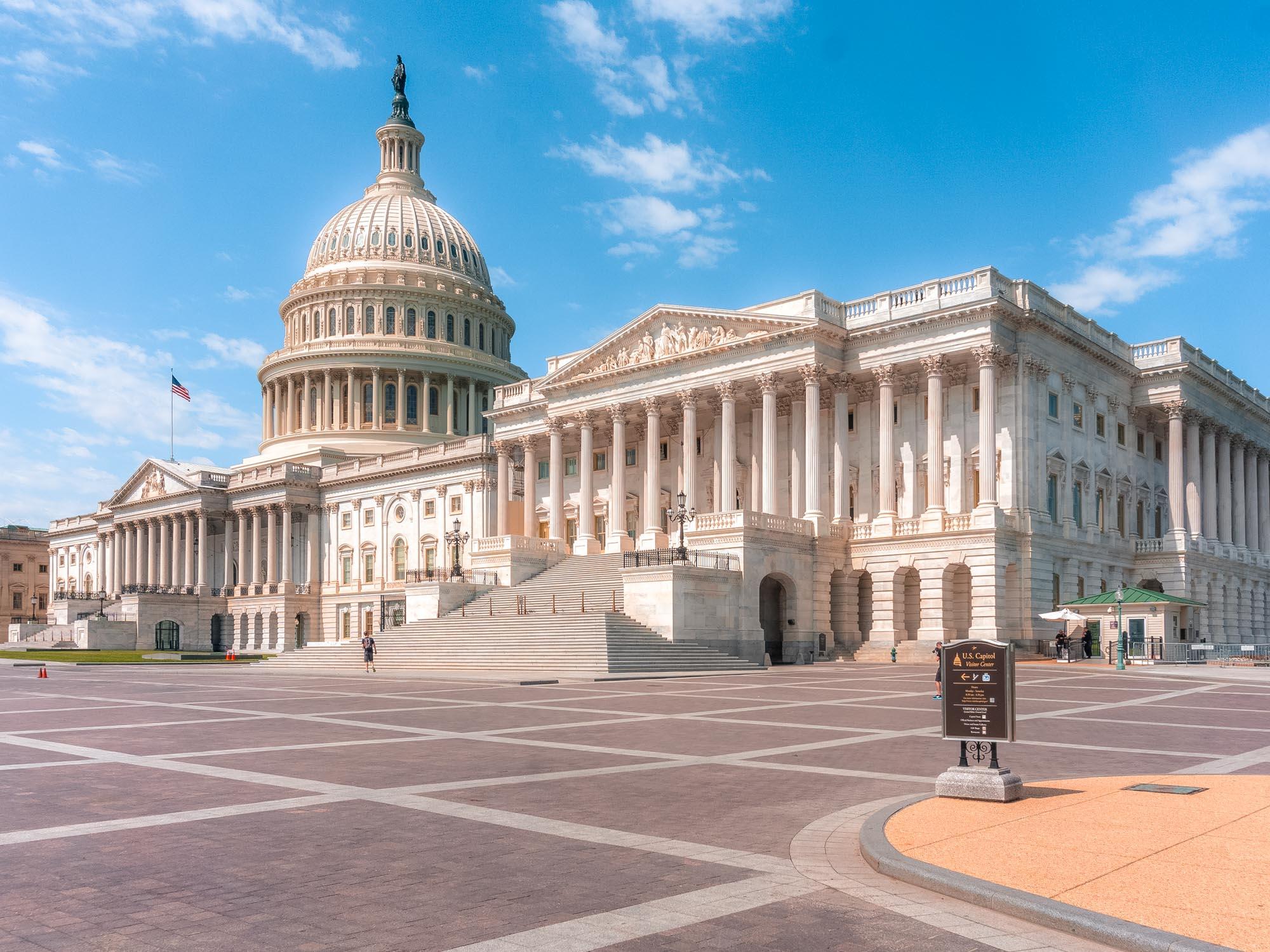 El Capitolio, Washington DC