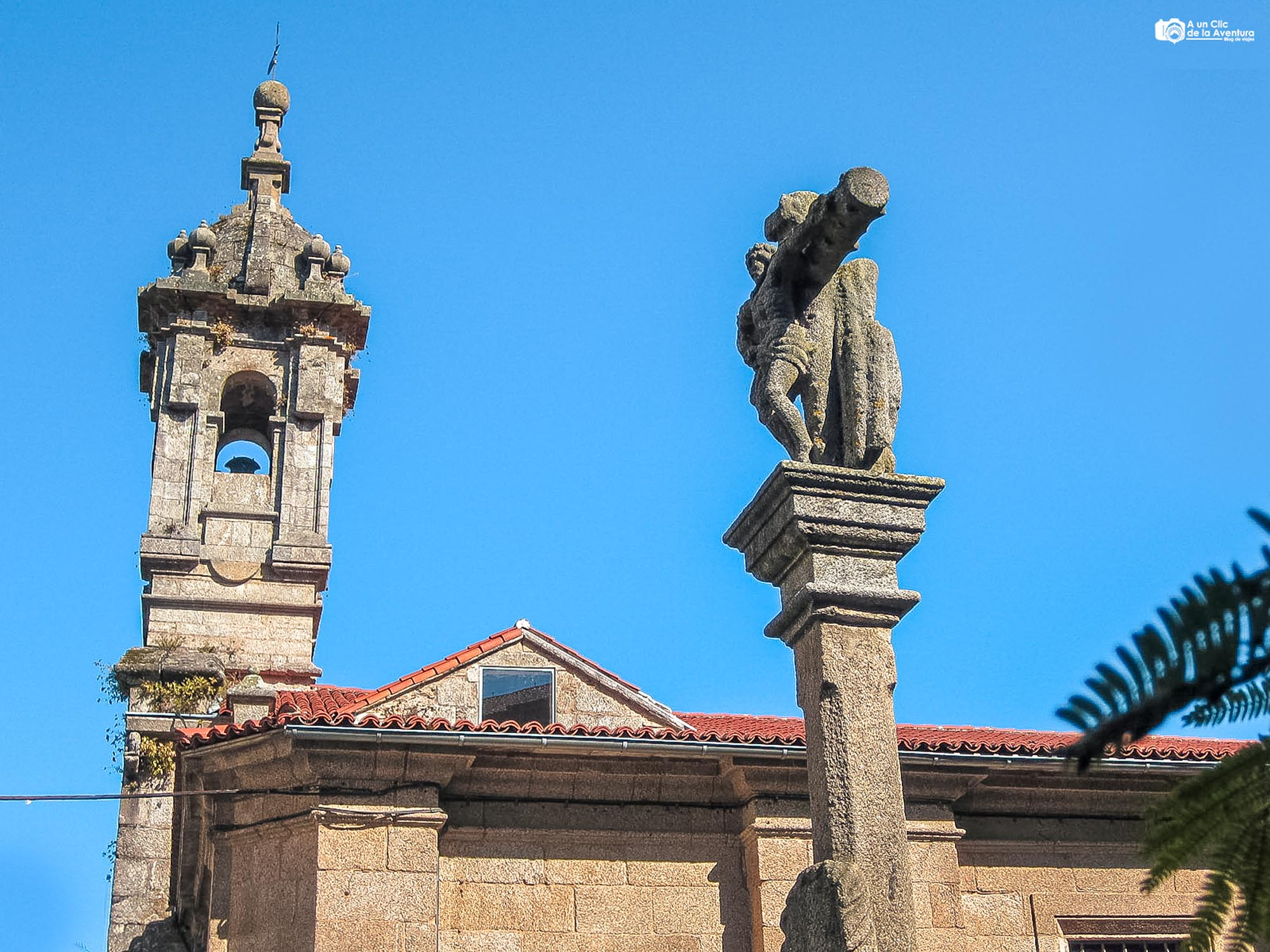 Iglesia de San Fiz de Solovio, Santiago de Compostela