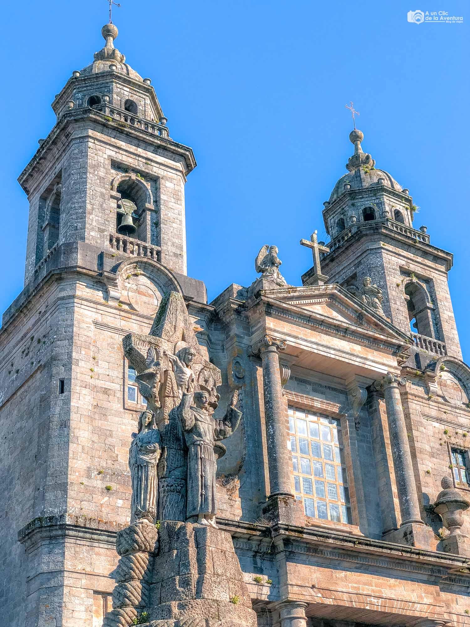 Iglesia del Convento de San Francisco, Santiago de Compostela