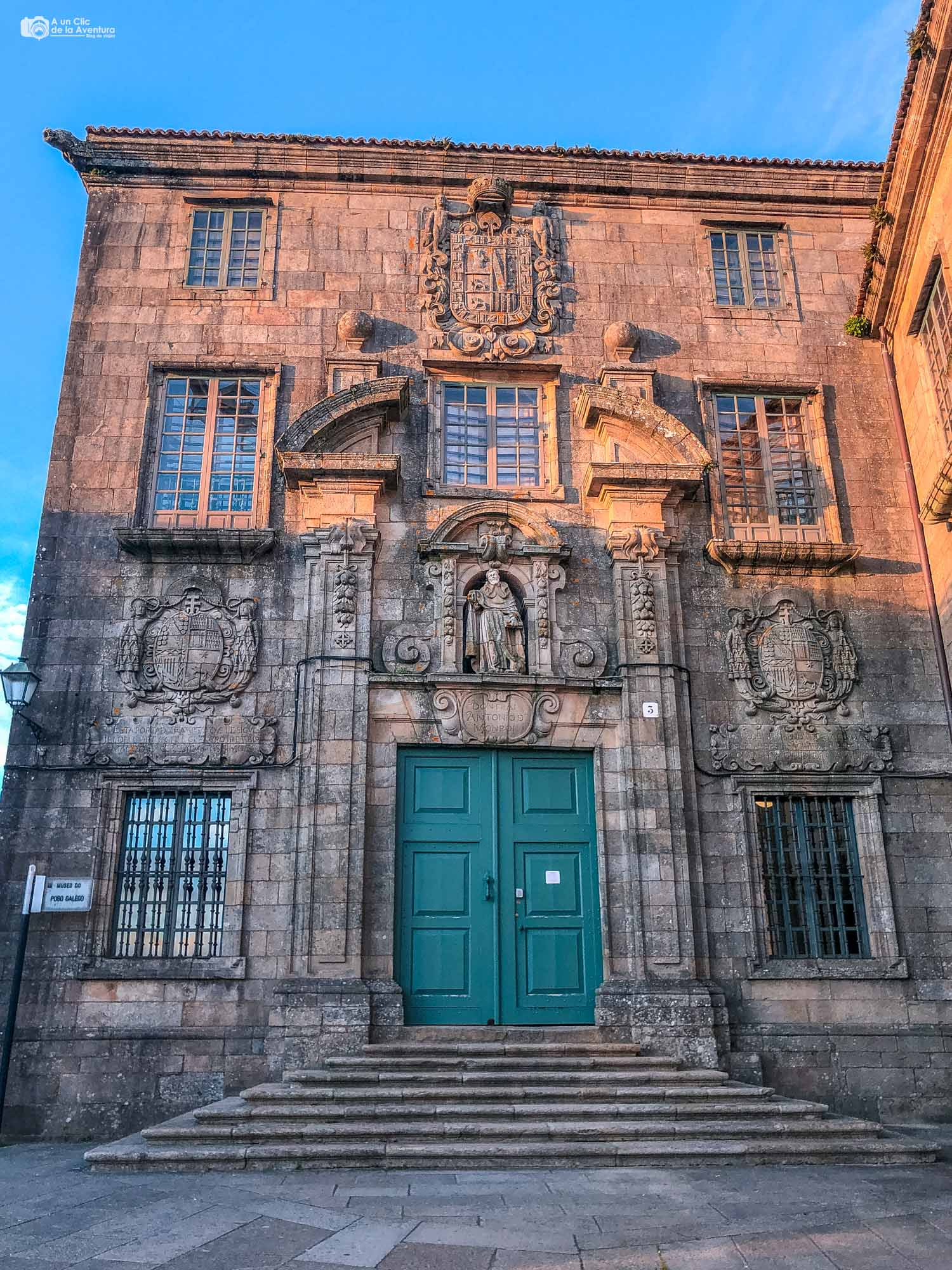 Museo do Pobo Galego, Santiago de Compostela