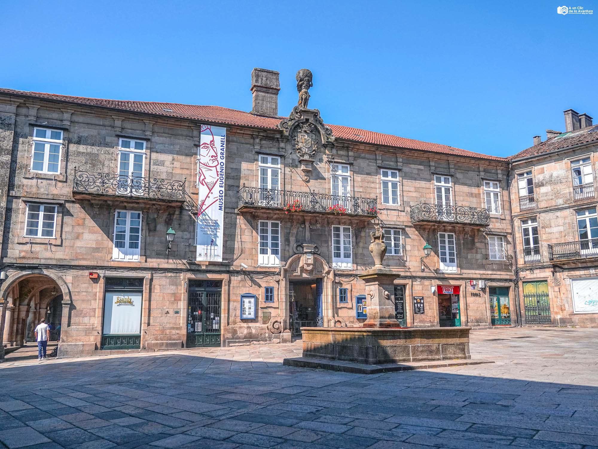 Pazo de Bendaña, Santiago de Compostela