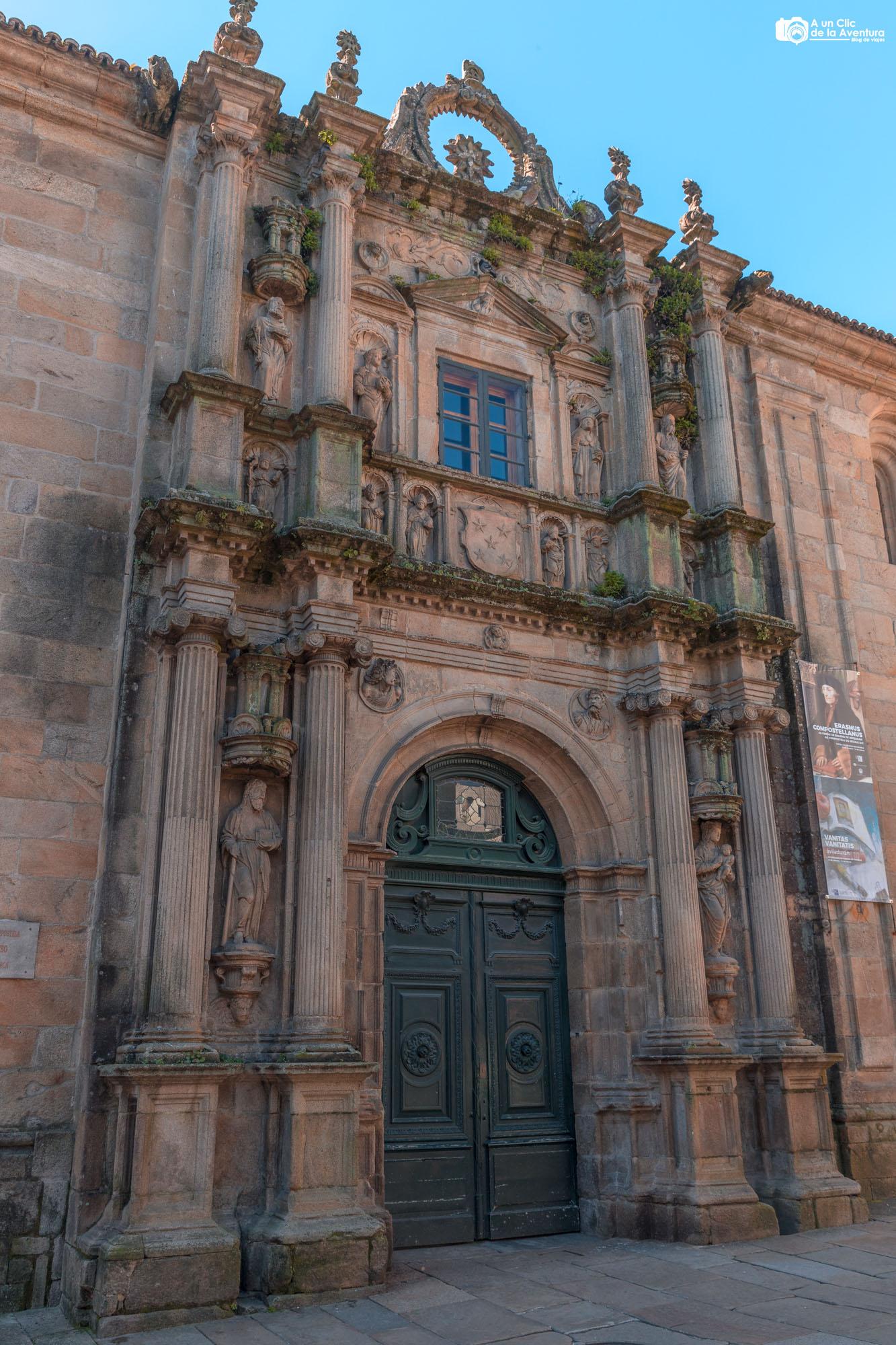 Pazo de Fonseca, Santiago de Compostela