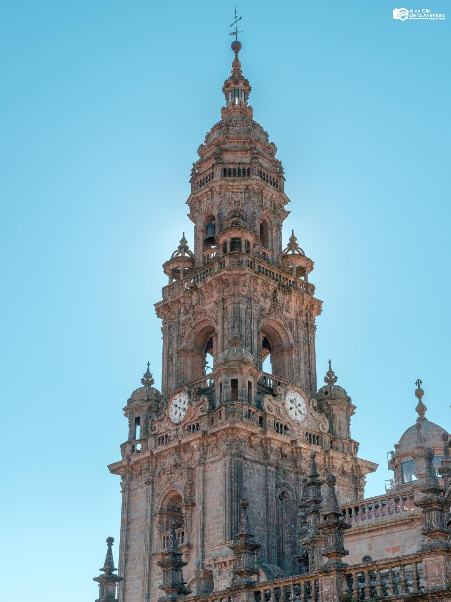 Torre del Reloj o Berenguela, Catedral de Santiago de Compostela