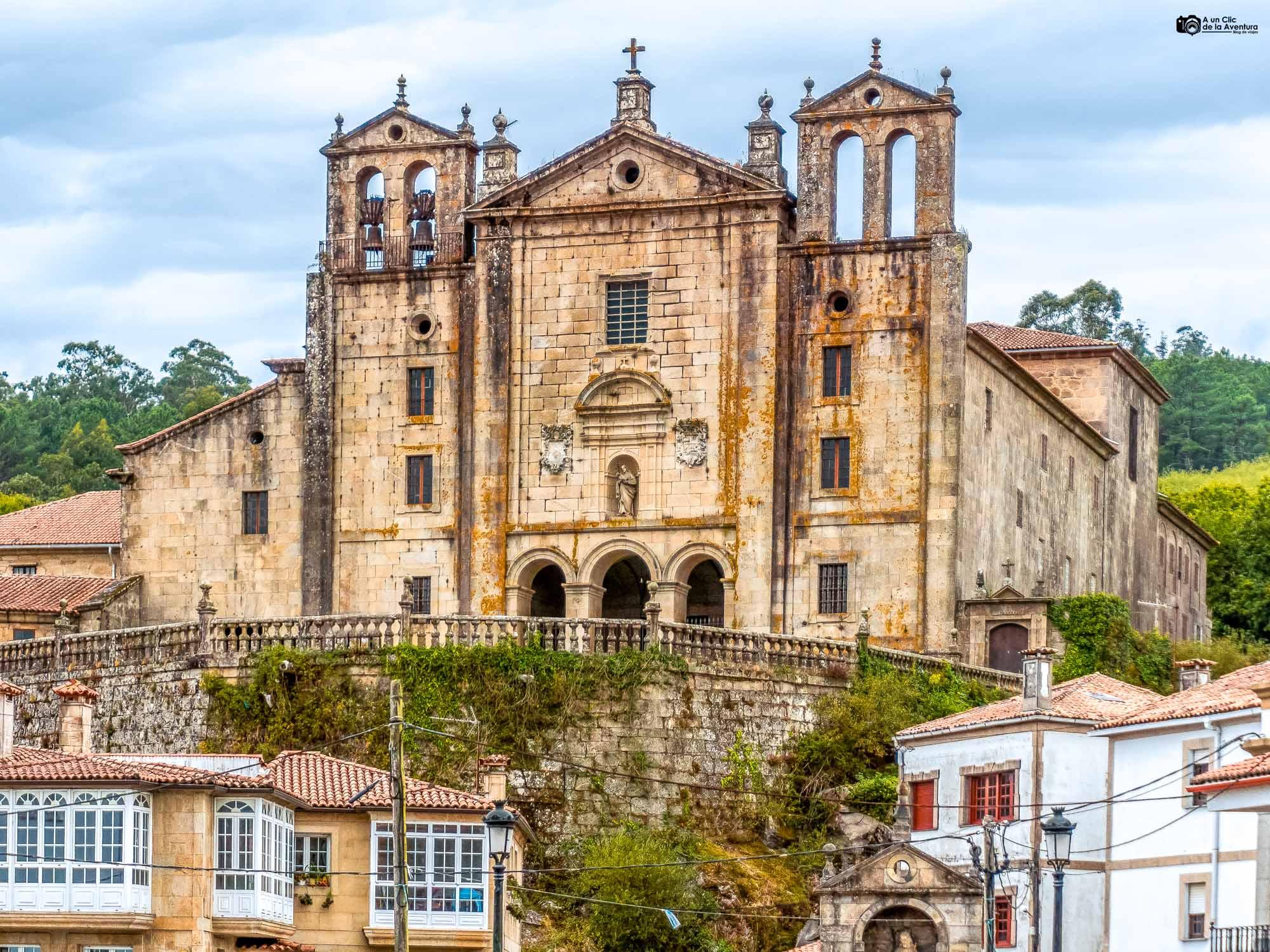 Convento del Carmen en Padrón