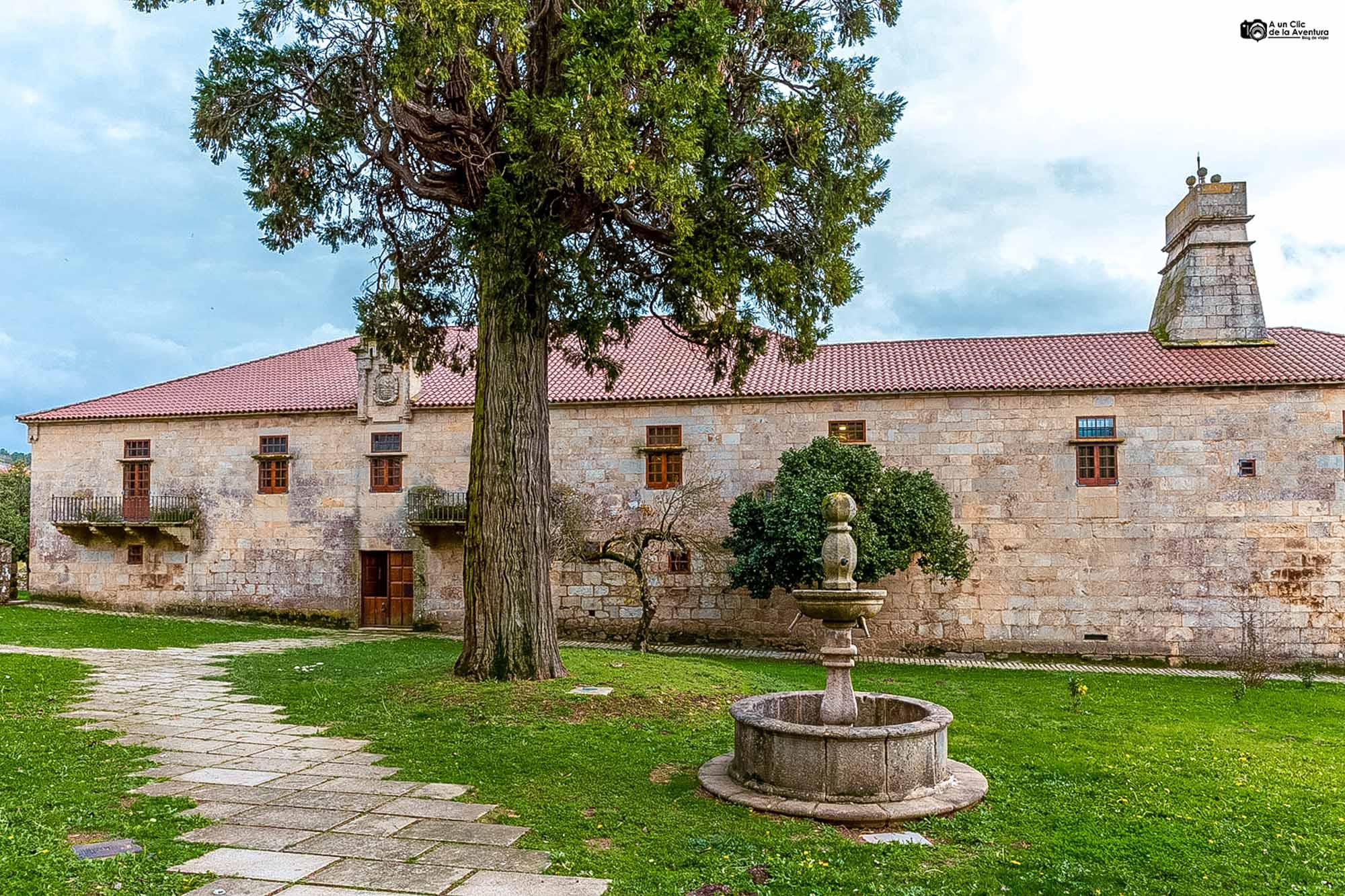 Pazo de Liñares, que ver cerca de Santiago de Compostela
