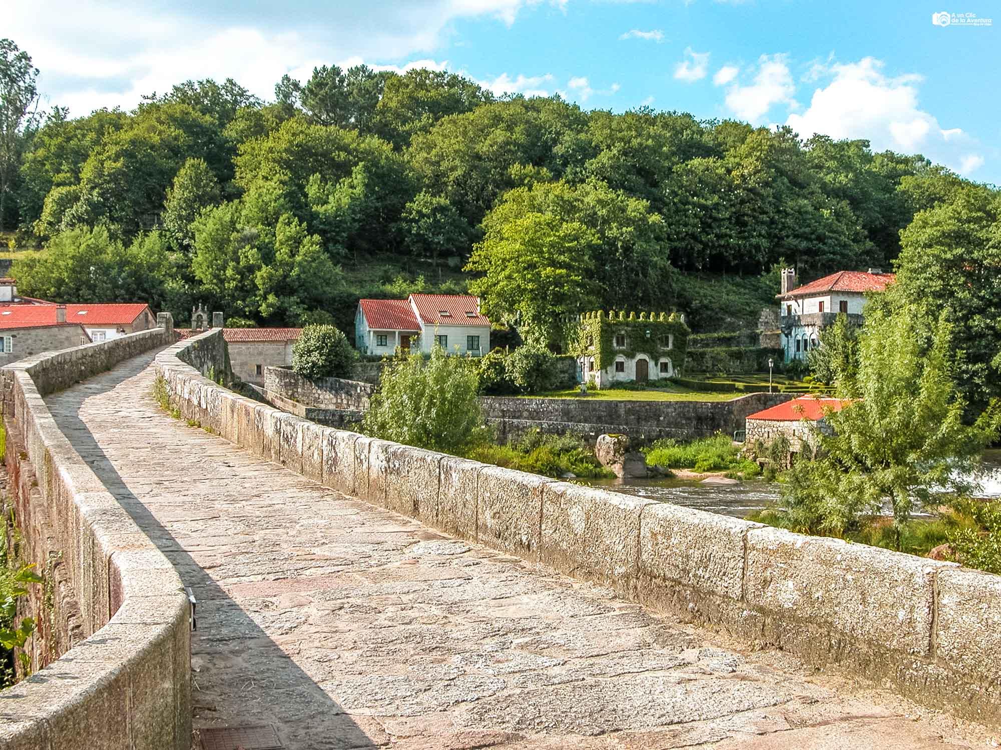 Ponte Maceira, que ver cerca de Santiago de Compostela