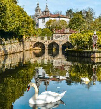 Que ver cerca de Santiago de Compostela, Pazo de Oca