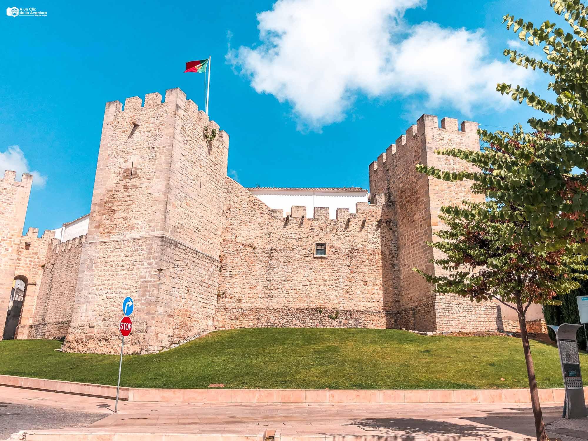 Castillo de Loulé que ver en el Algarve