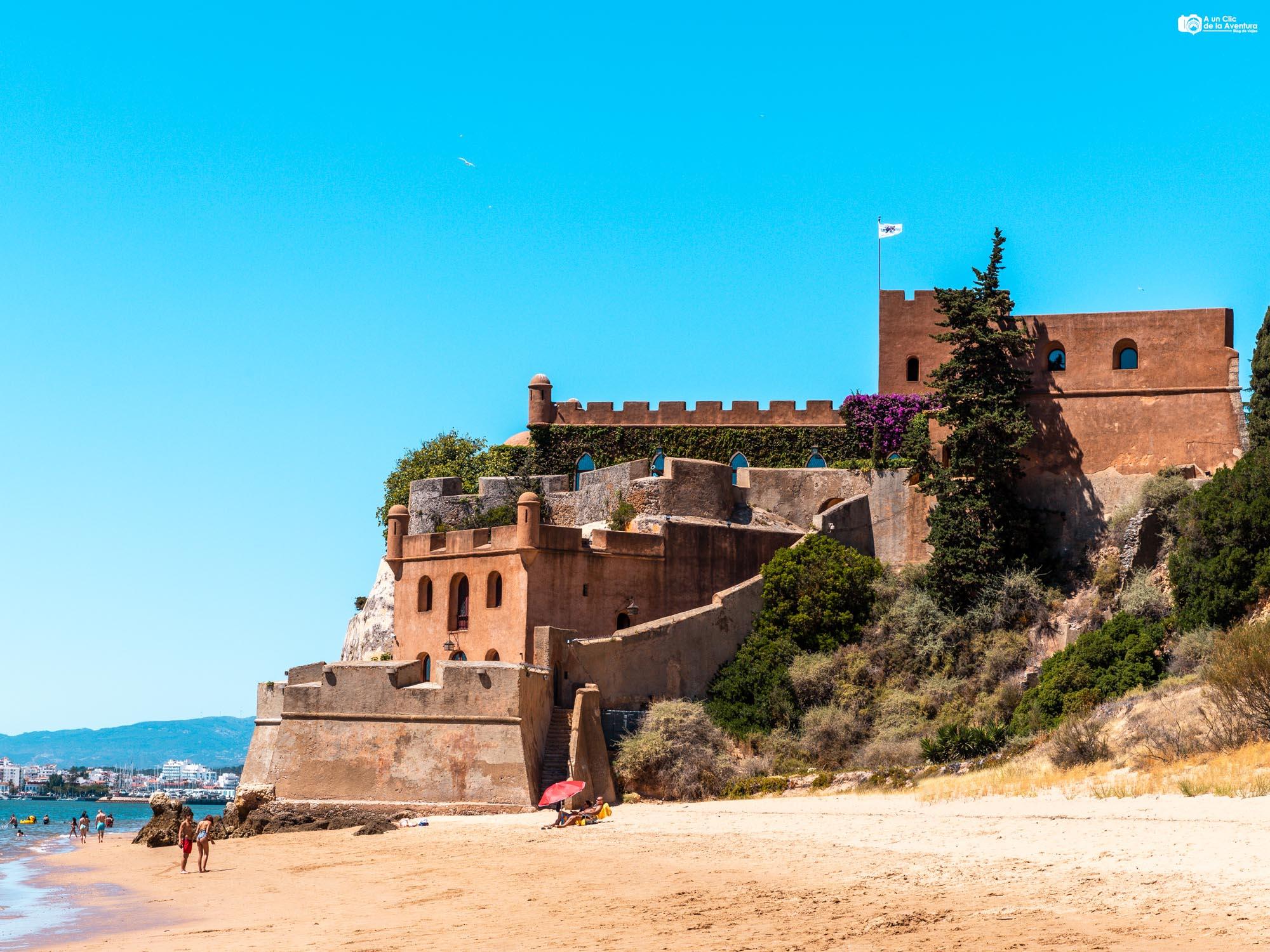Castillo de São João do Arade