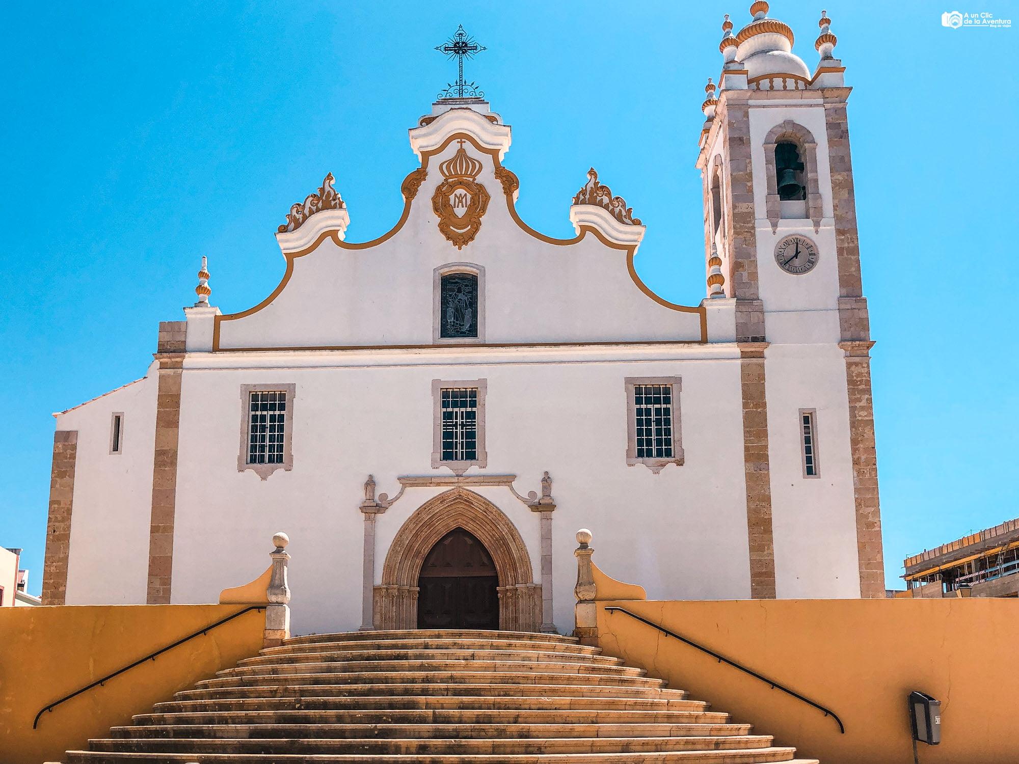 Iglesia de Nuestra Señora de la Concepción de Portimão