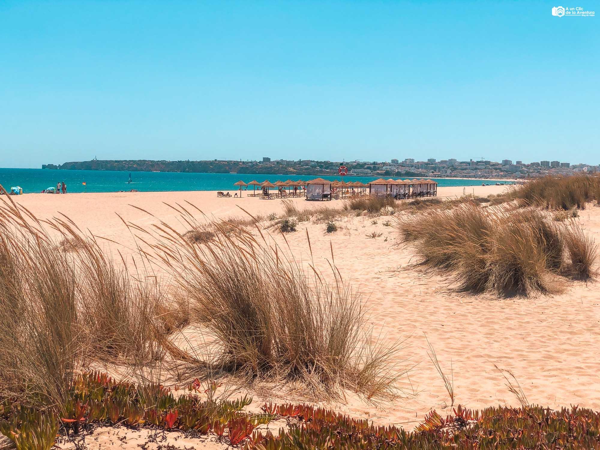 Meia Praia o Media Playa