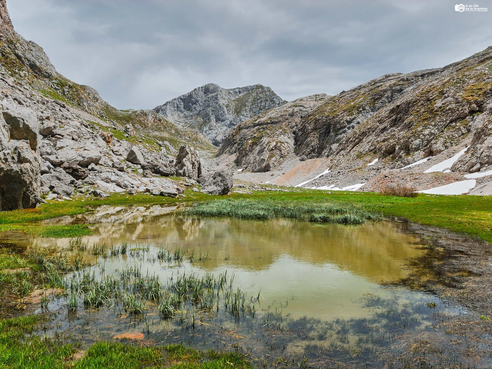 Ruta al Lago de Ándara - Rutas por los Picos de Europa