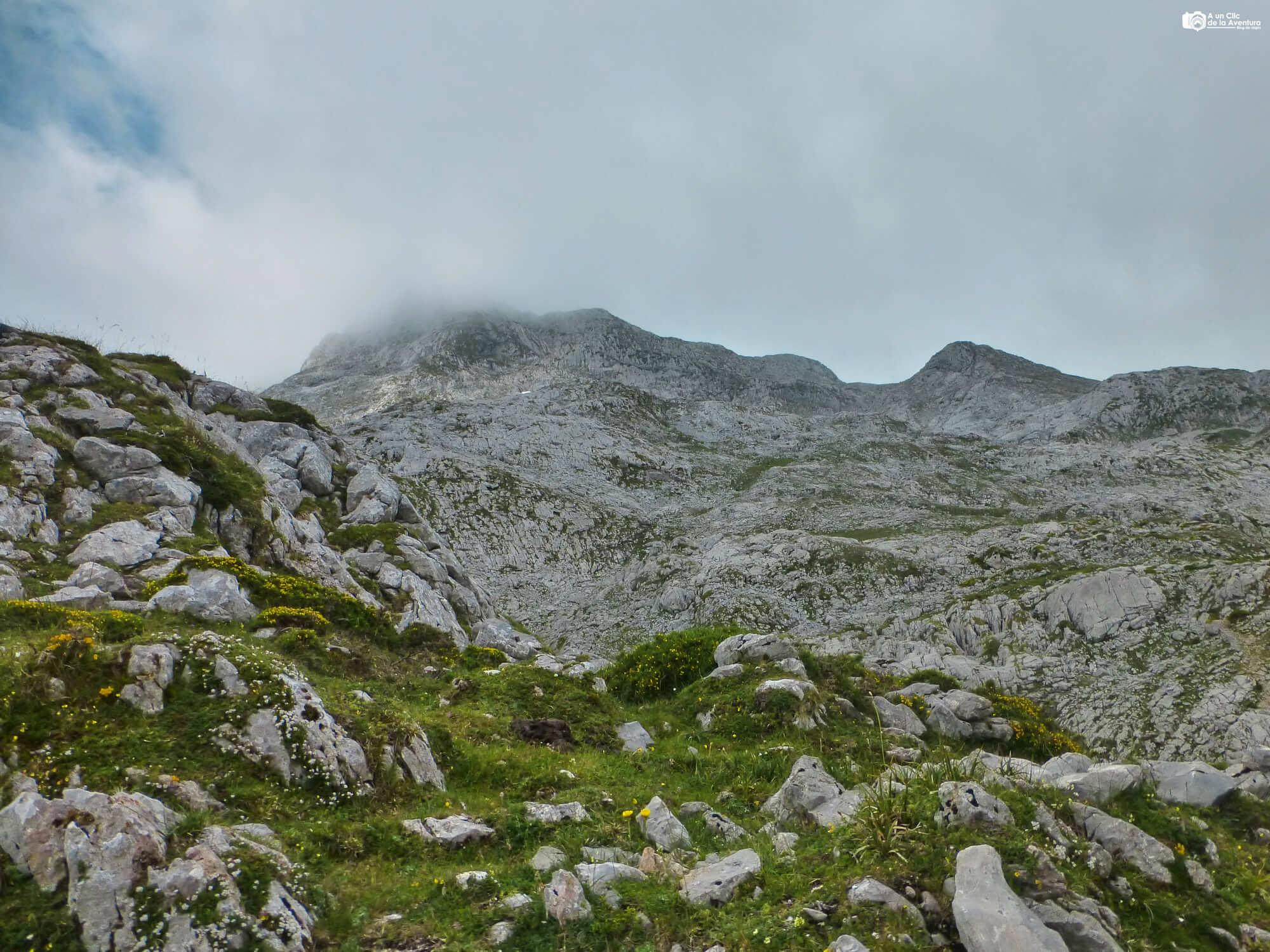 Ruta al Mirador de Ordiales - Rutas por los Picos de Europa