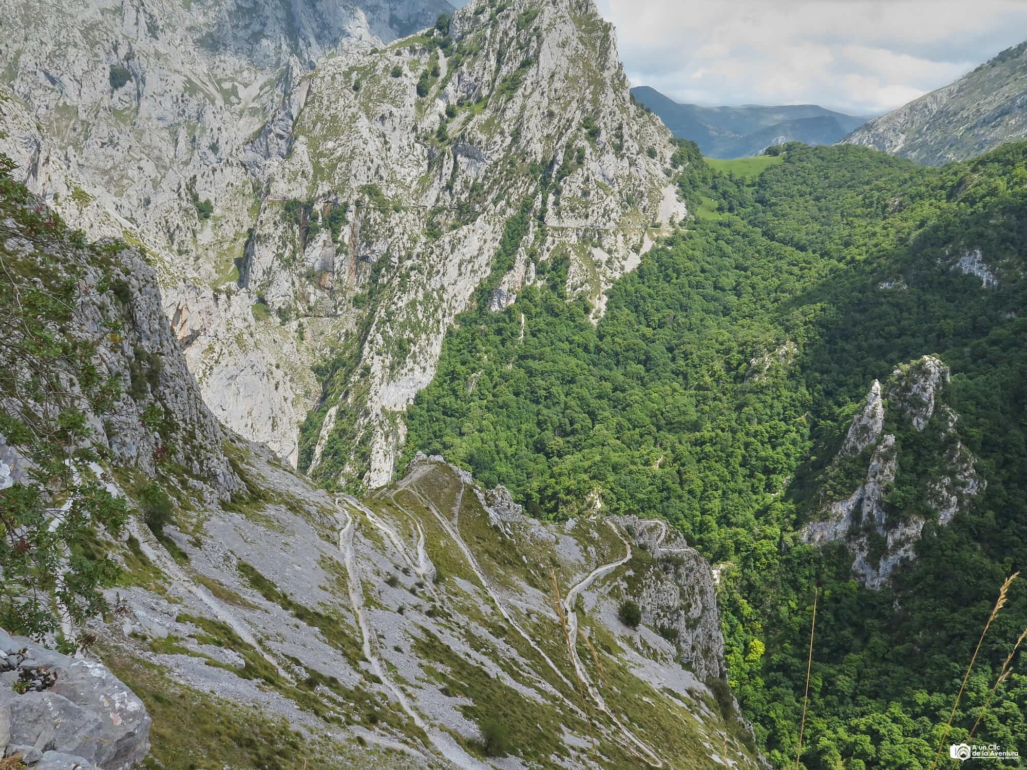 Ruta de Urdón a Tresviso - Rutas por los Picos de Europa