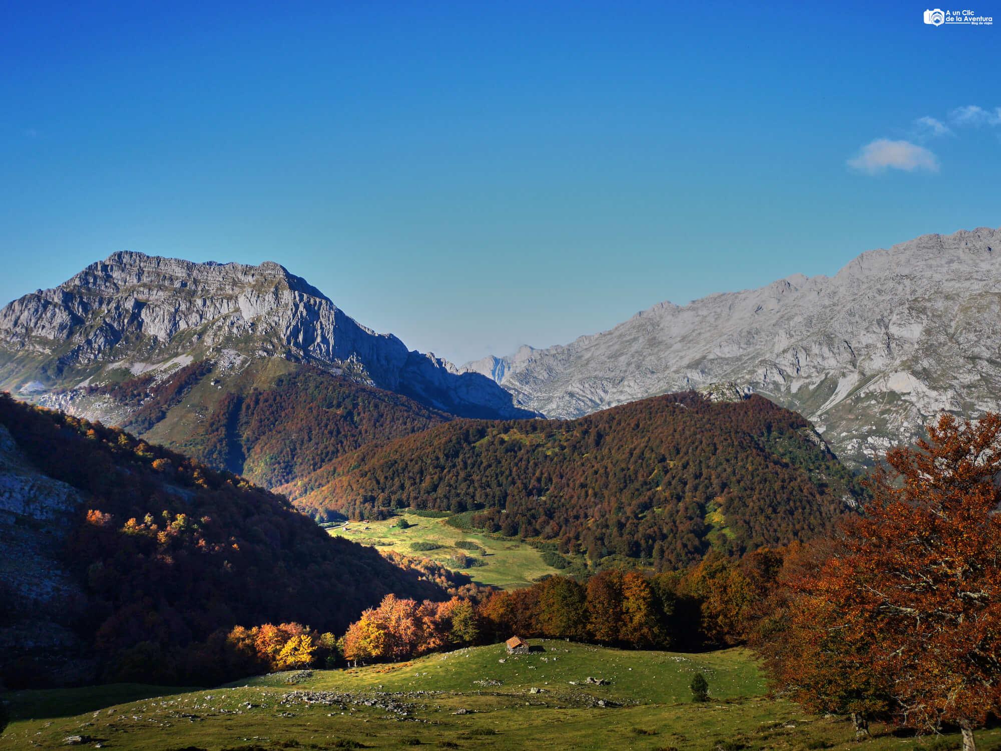 Ruta de la Majada de Vegabaño - Rutas por los Picos de Europa