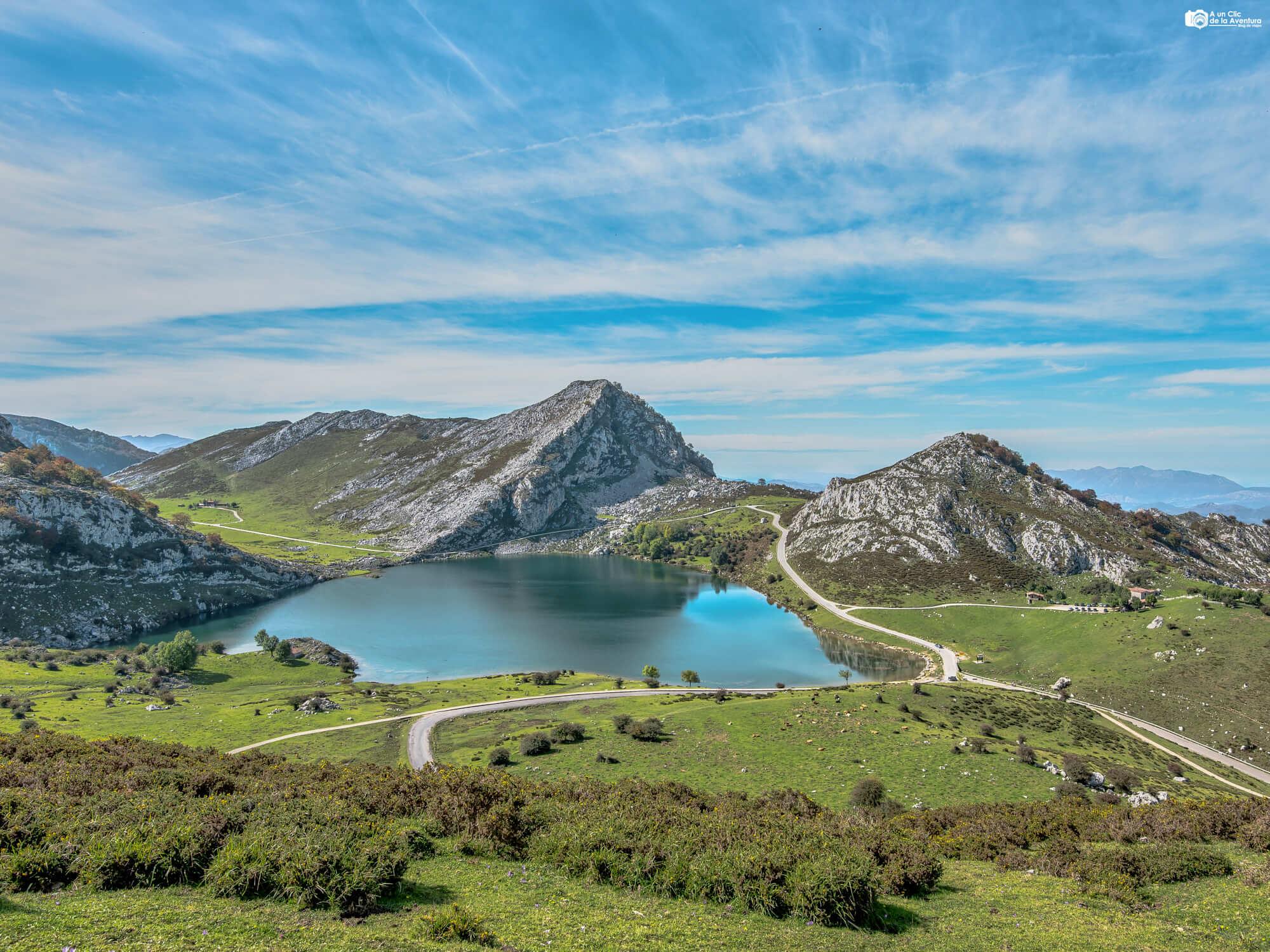 Ruta de los Lagos de Covadonga - Rutas por los Picos de Europa