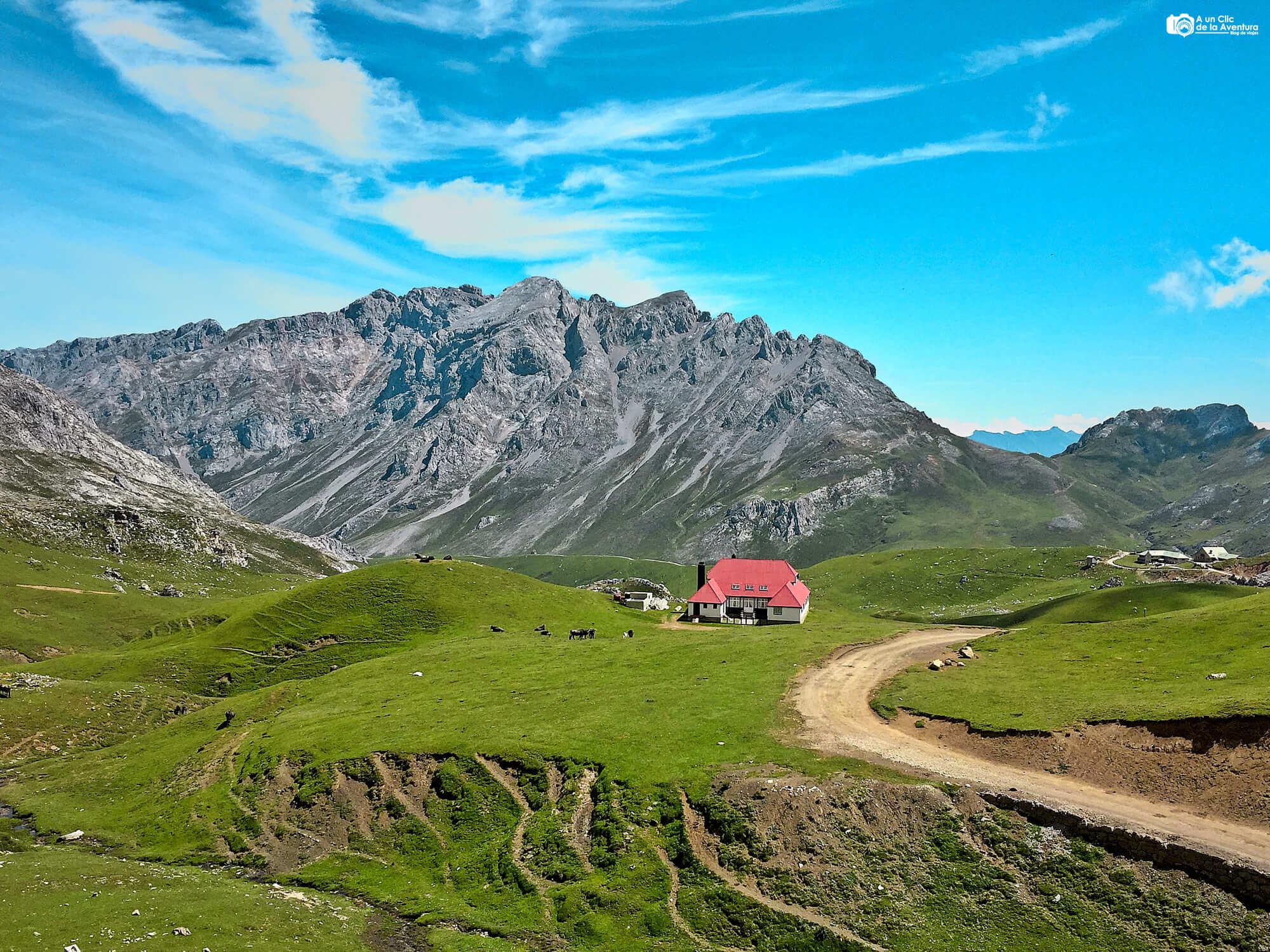 Ruta de los Puertos de Áliva - Rutas por los Picos de Europa