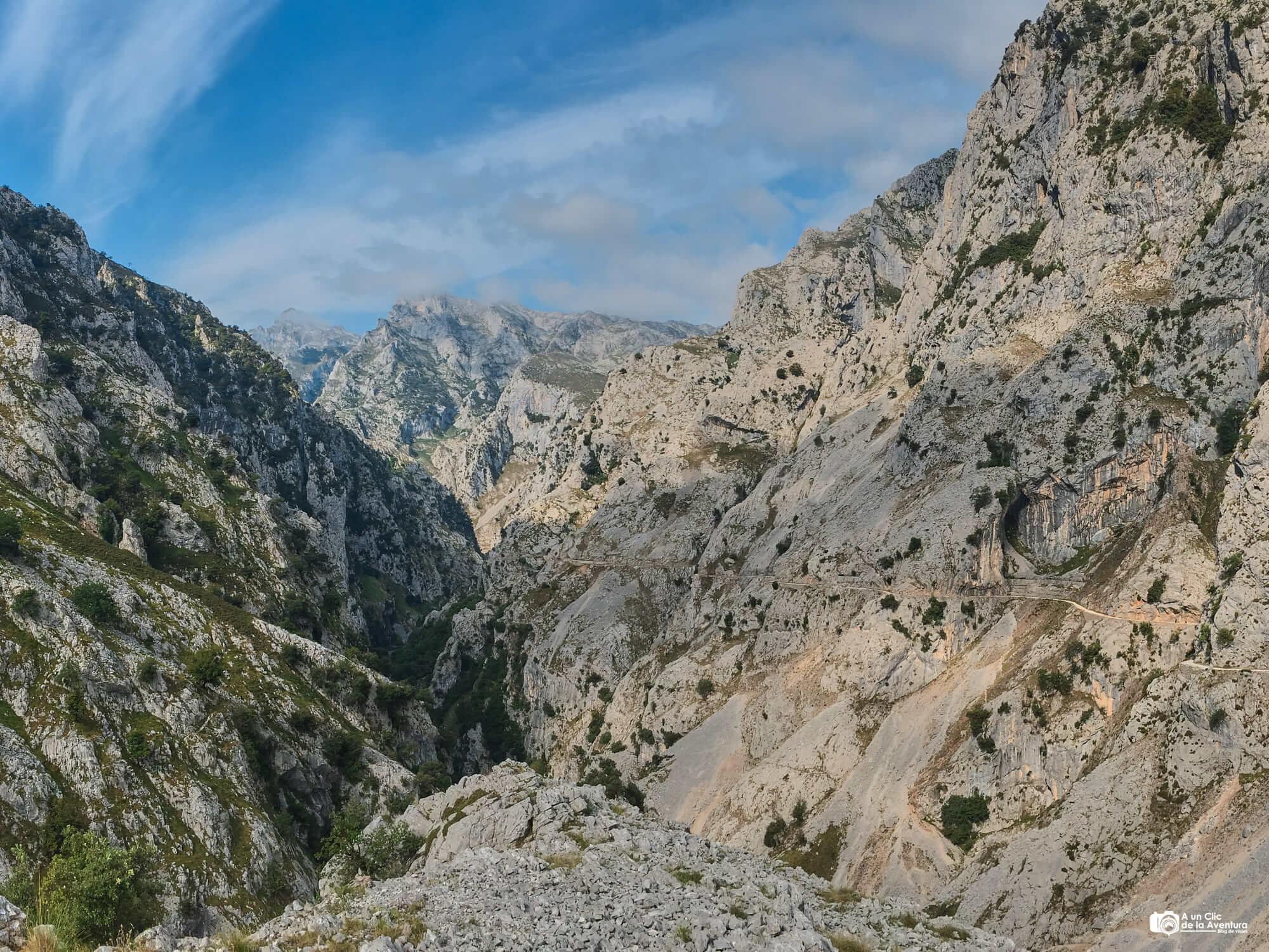 Ruta del Cares - Rutas por los Picos de Europa