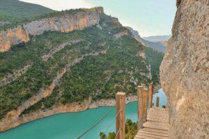 Pasarelas de Montfacó - Una gran aventura en España
