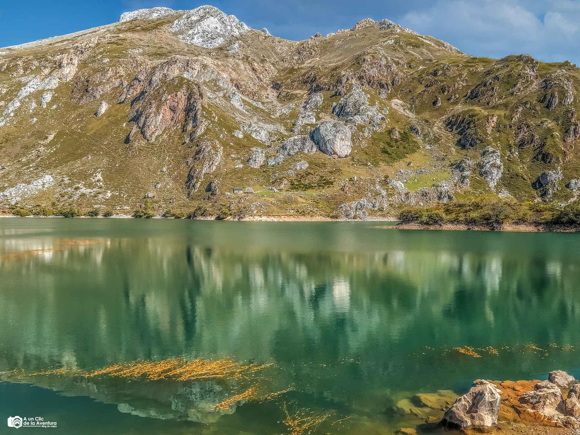 Lago del Valle Somiedo