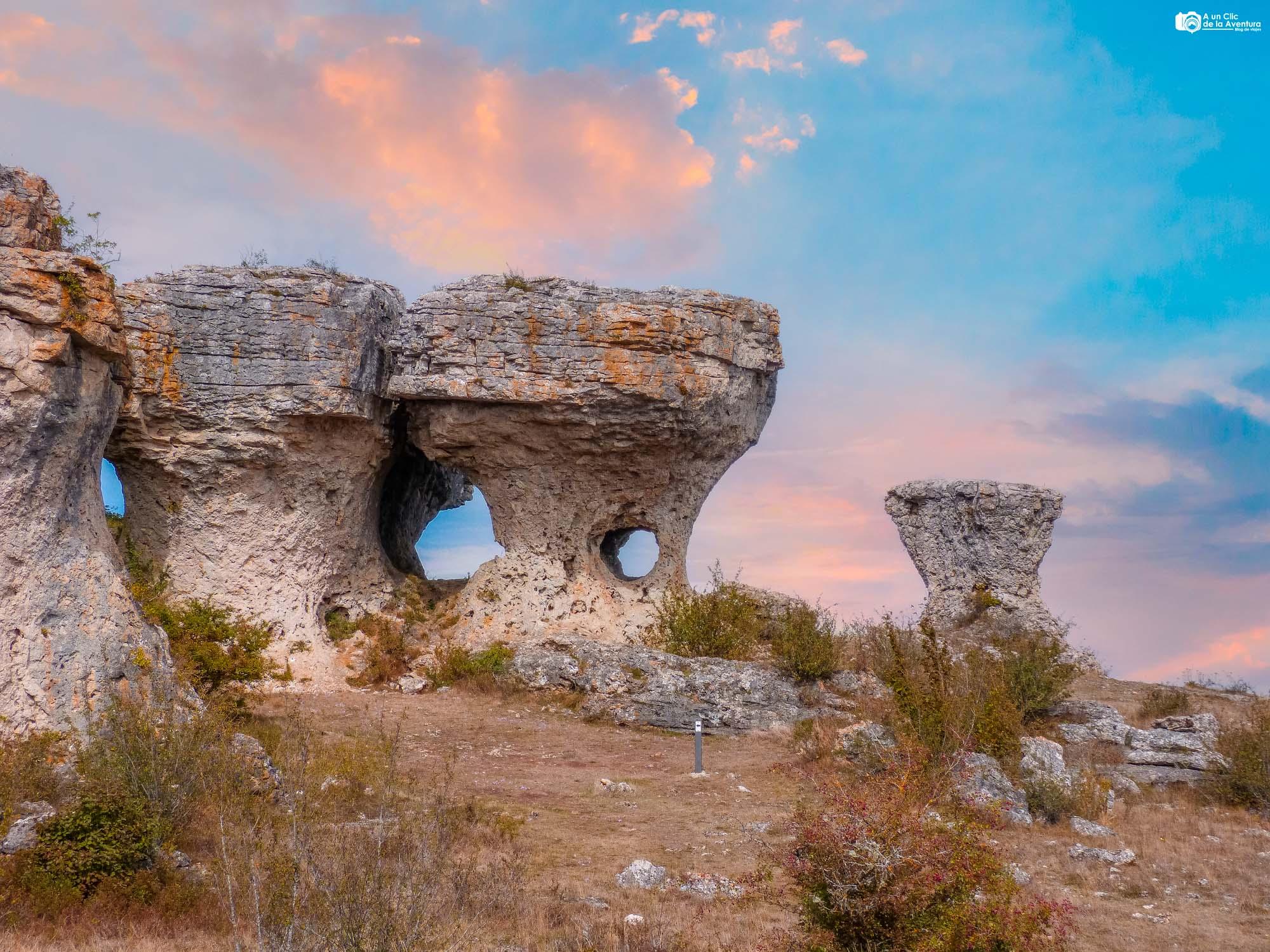 Monumento Natural de Las Tuerces