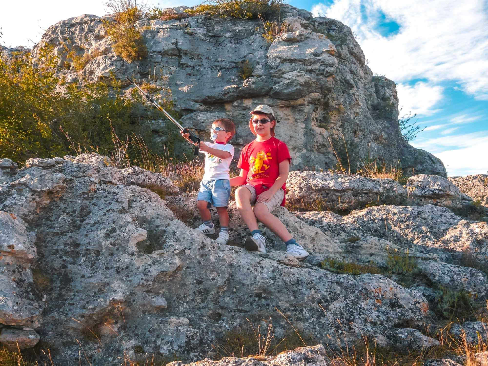 Palencia con niños