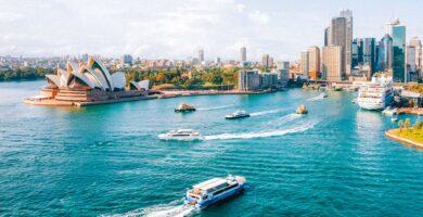 Visado para Australia españoles Sydney