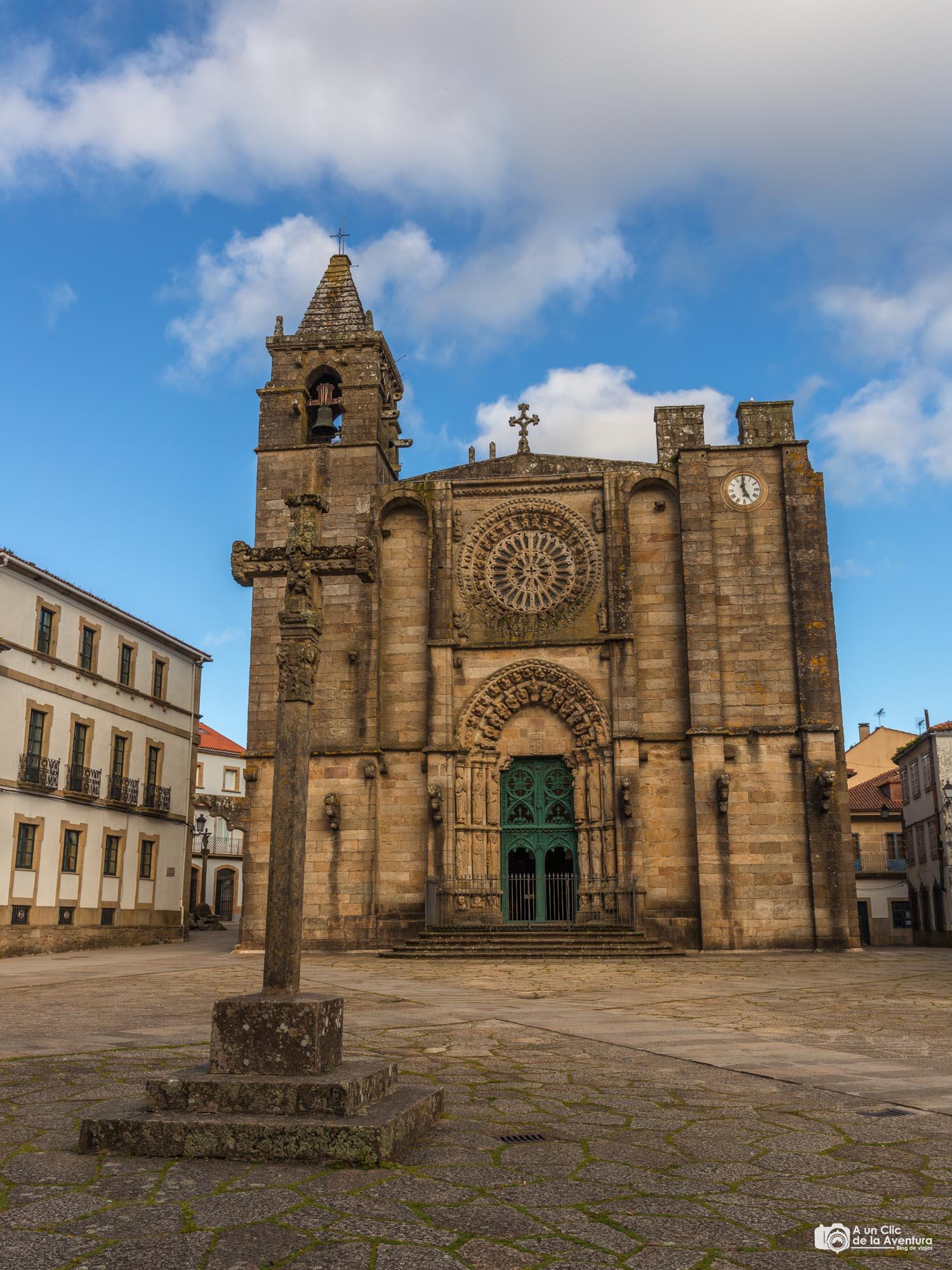 Iglesia de San Martín o San Martiño de Noia, que ver en las Rías Baixas