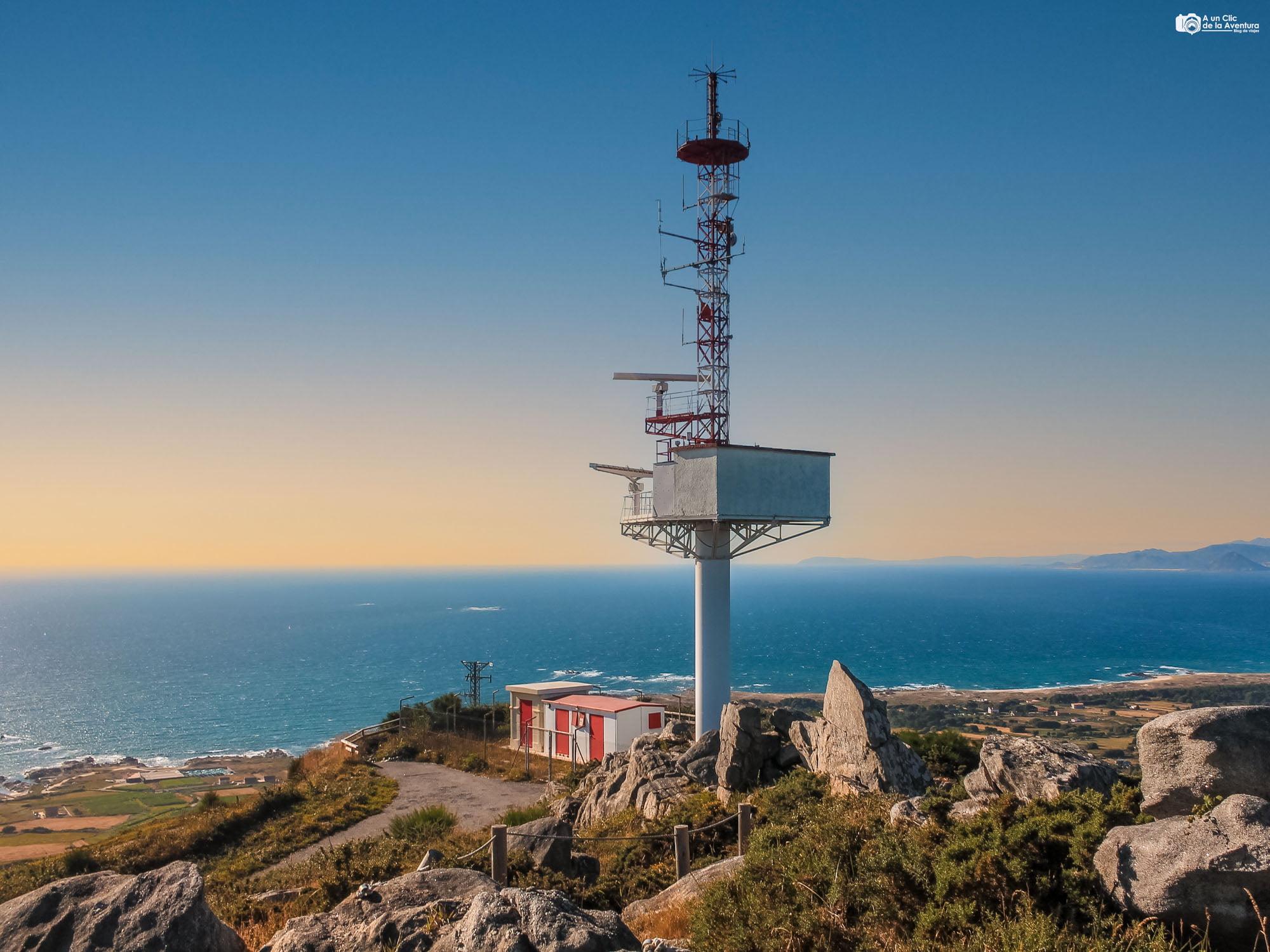 Mirador del Monte Tahúme, que ver en las Rías Baixas