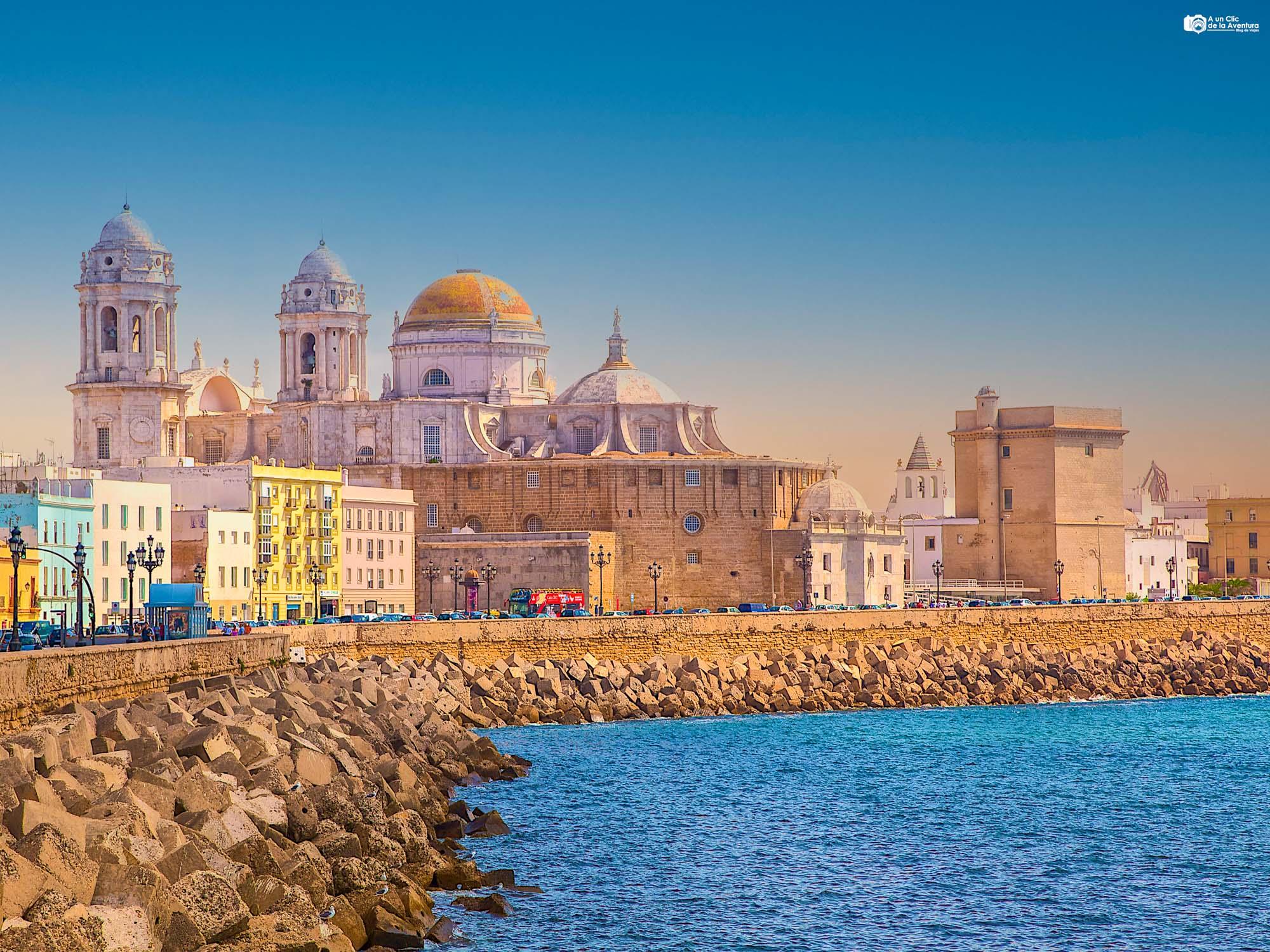 Cádiz, ciudades más bonitas de Andalucía
