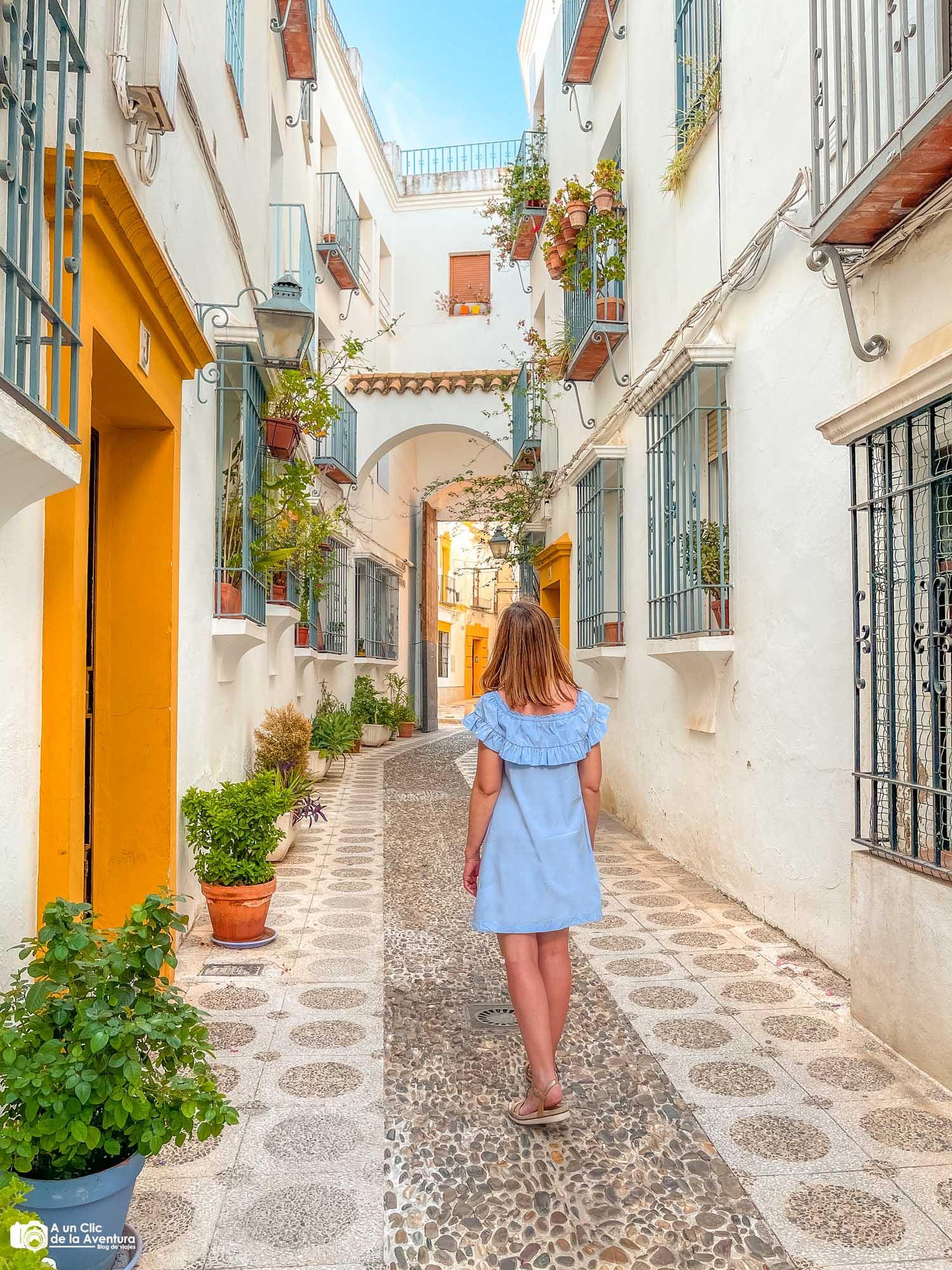 Calle de Córdoba, ciudades más bonitas de Andalucía