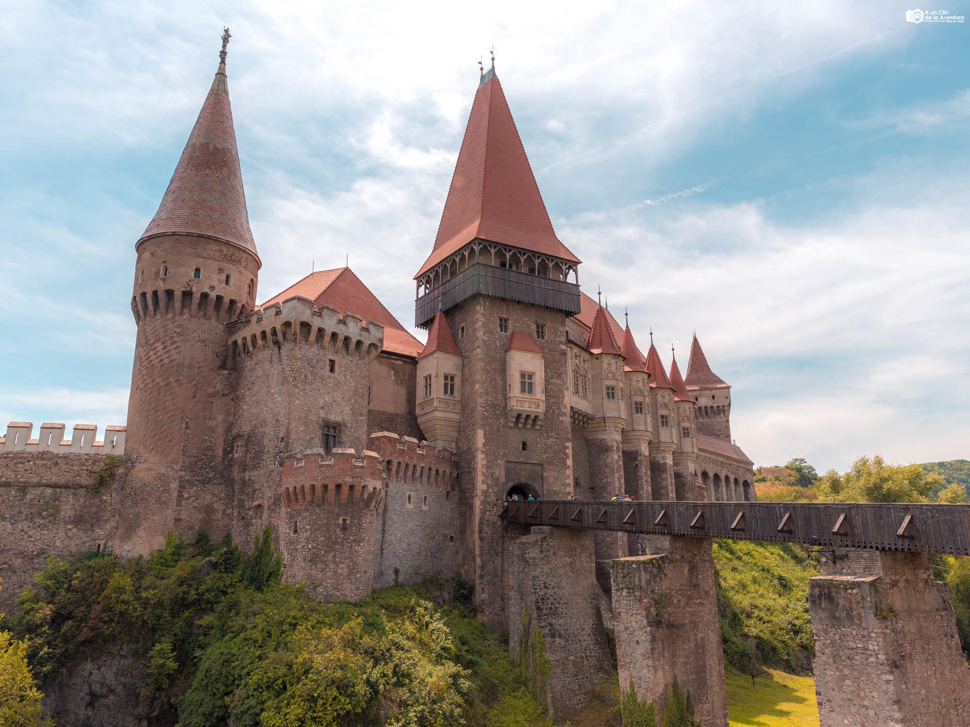 Castillo de Hunyad, Rumanía