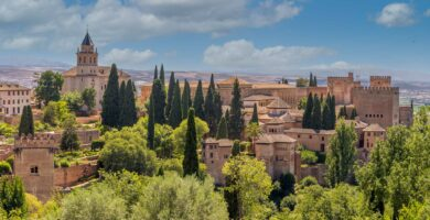 Ciudades más bonitas de Andalucía, Granada